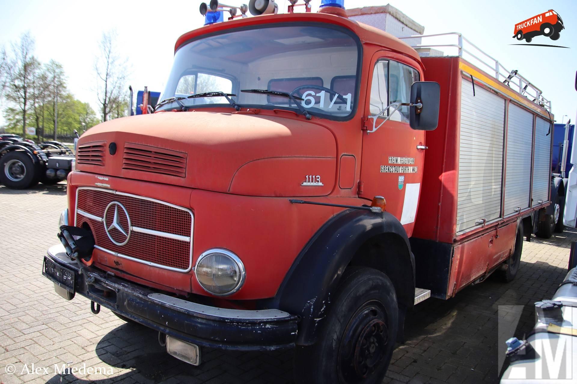 Mercedes-Benz Kurzhauber