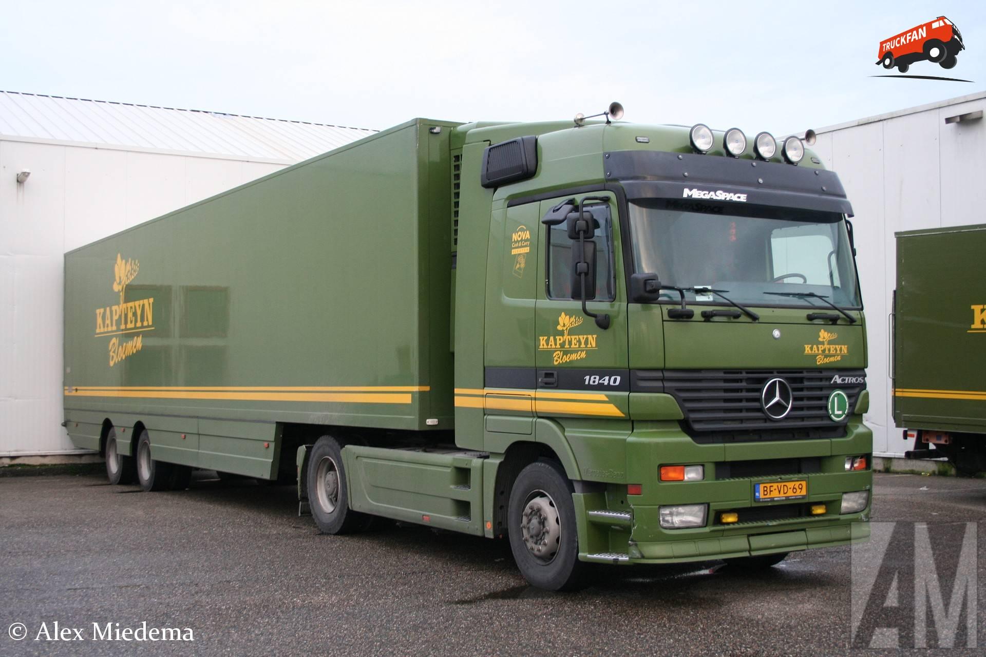 Mercedes-Benz Actros MP1