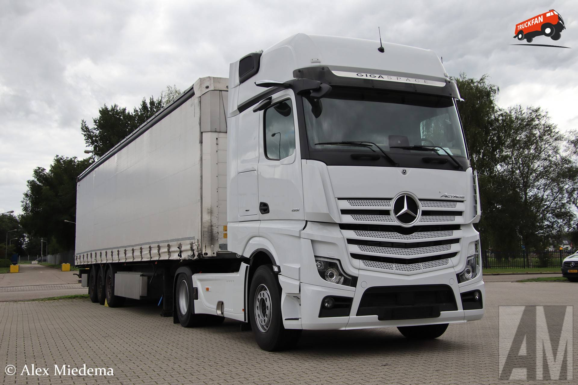 Mercedes-Benz Actros MP5