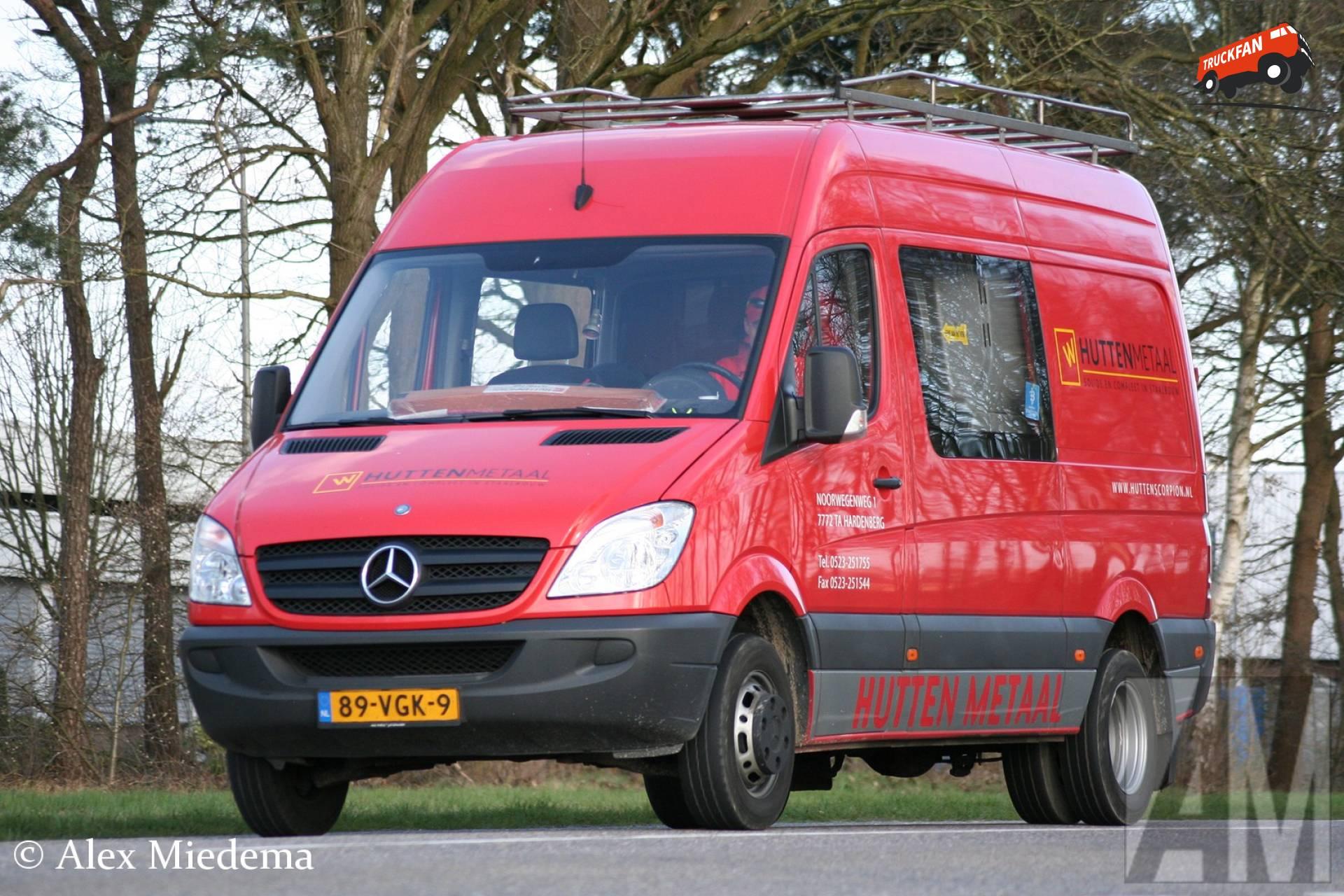 Mercedes-Benz Sprinter