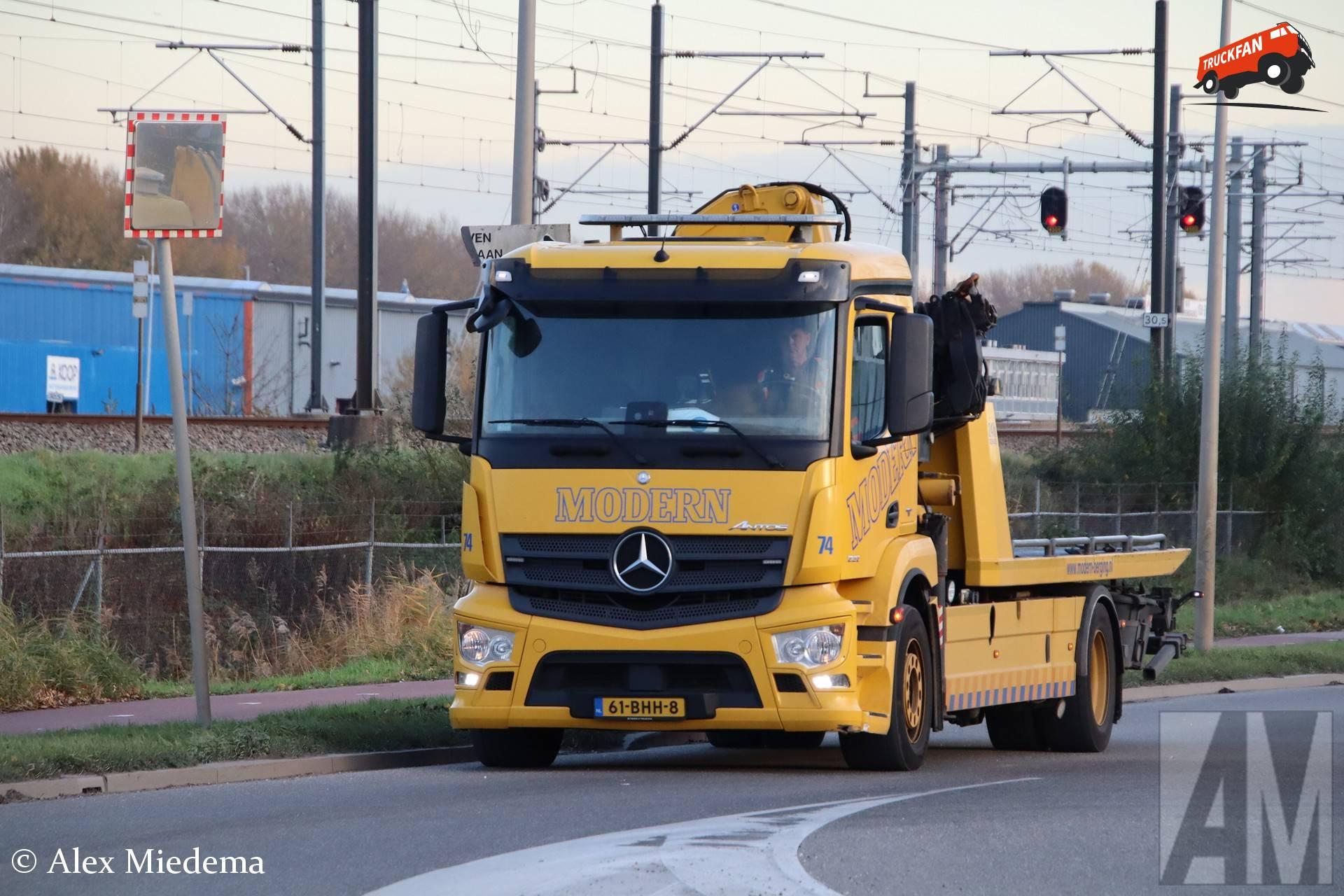 Mercedes-Benz Antos