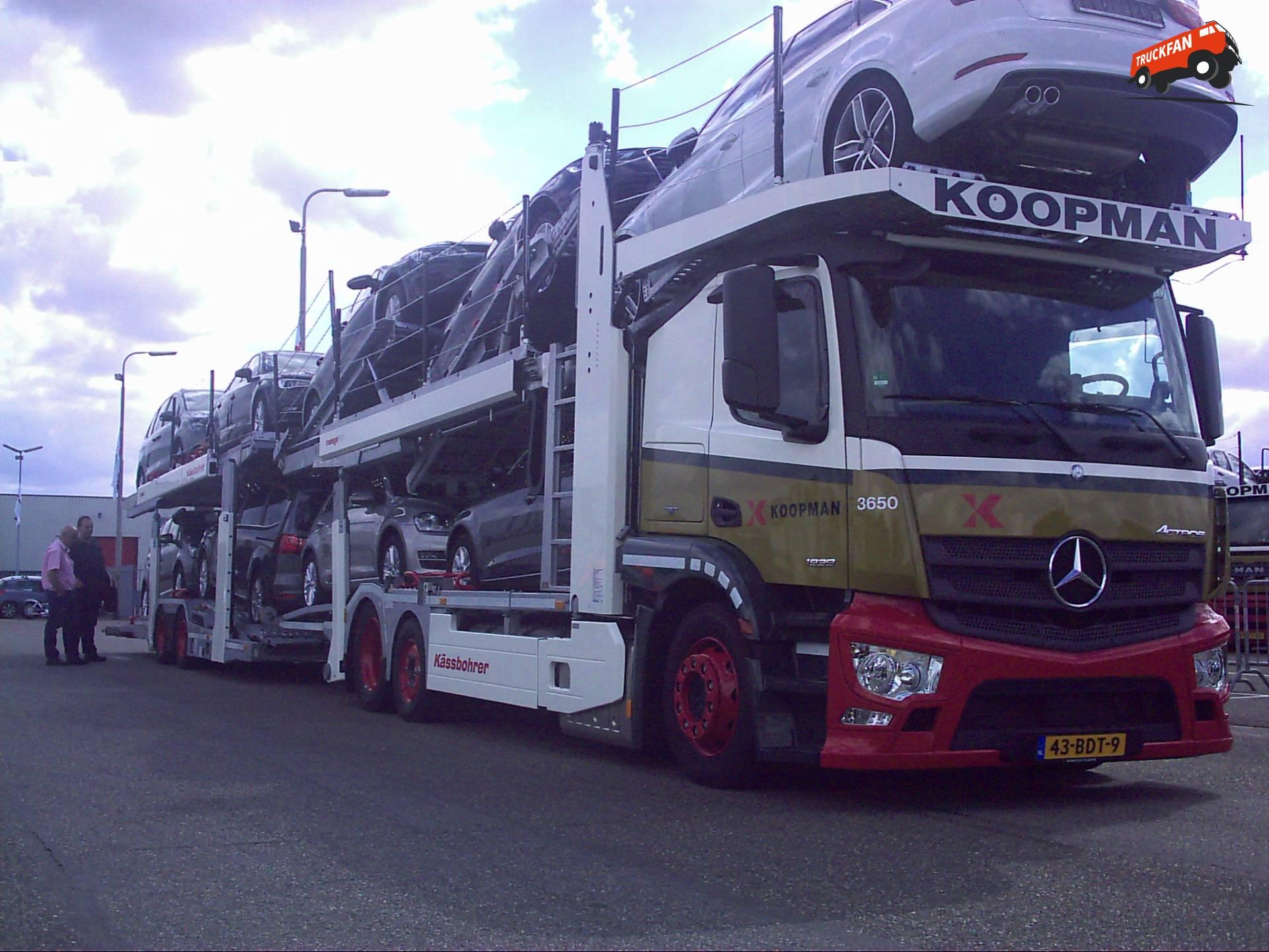 Mercedes-Benz Actros MP4