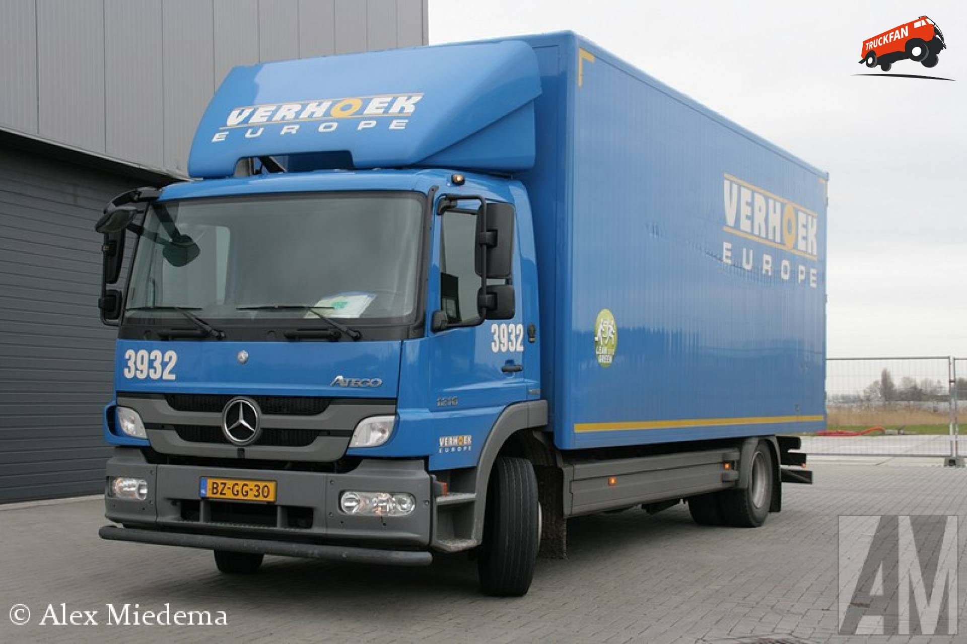 Mercedes-Benz Atego MP3