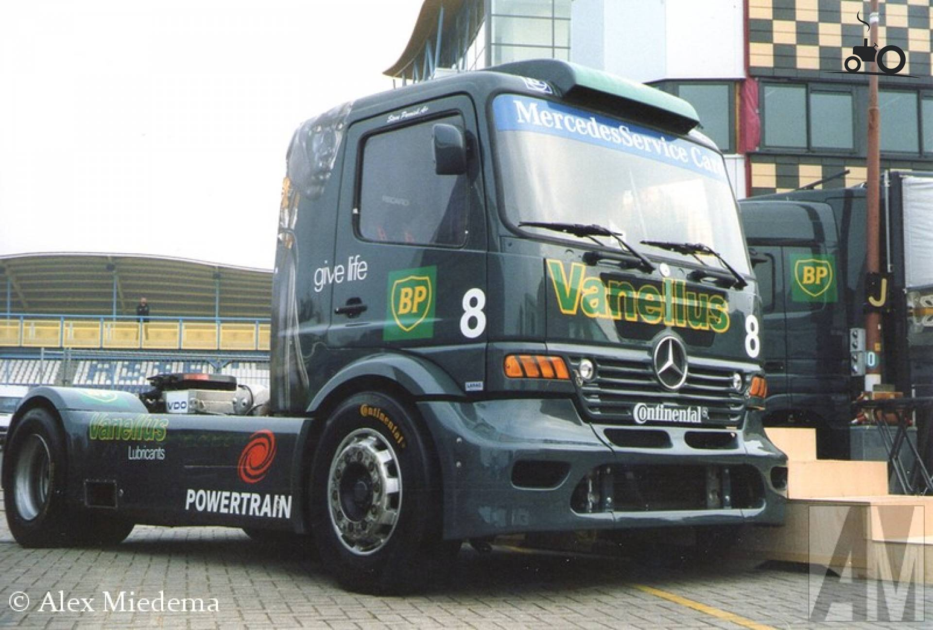Mercedes-Benz Atego MP1