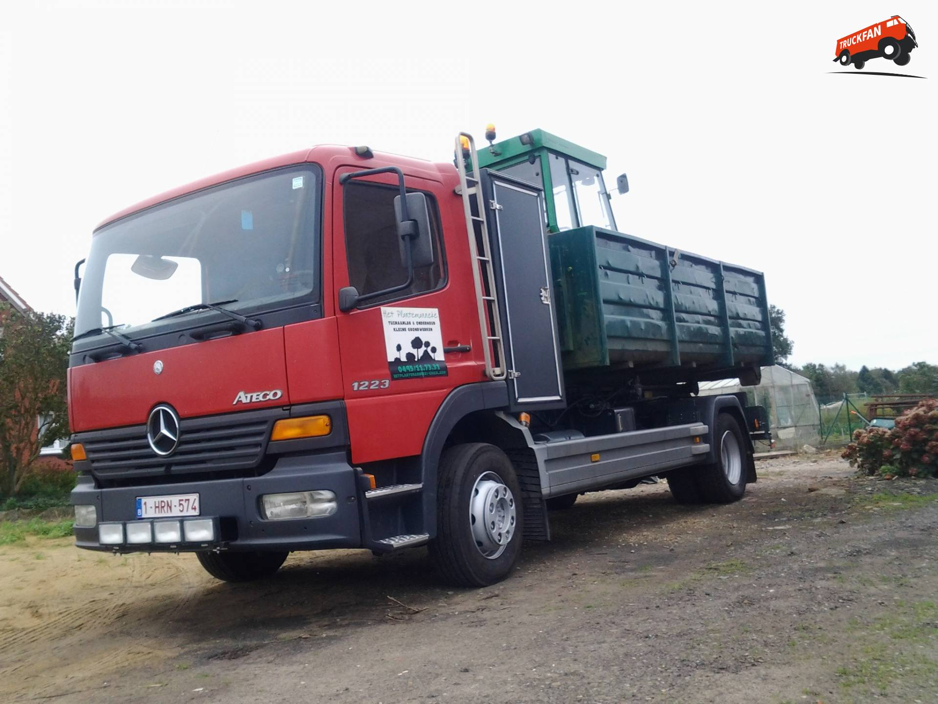 Mercedes-Benz Atego MP1