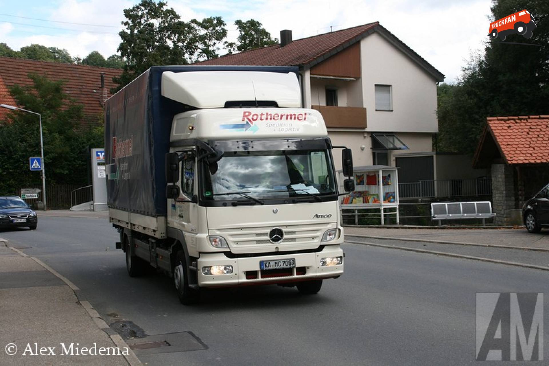 Mercedes-Benz Atego MP2