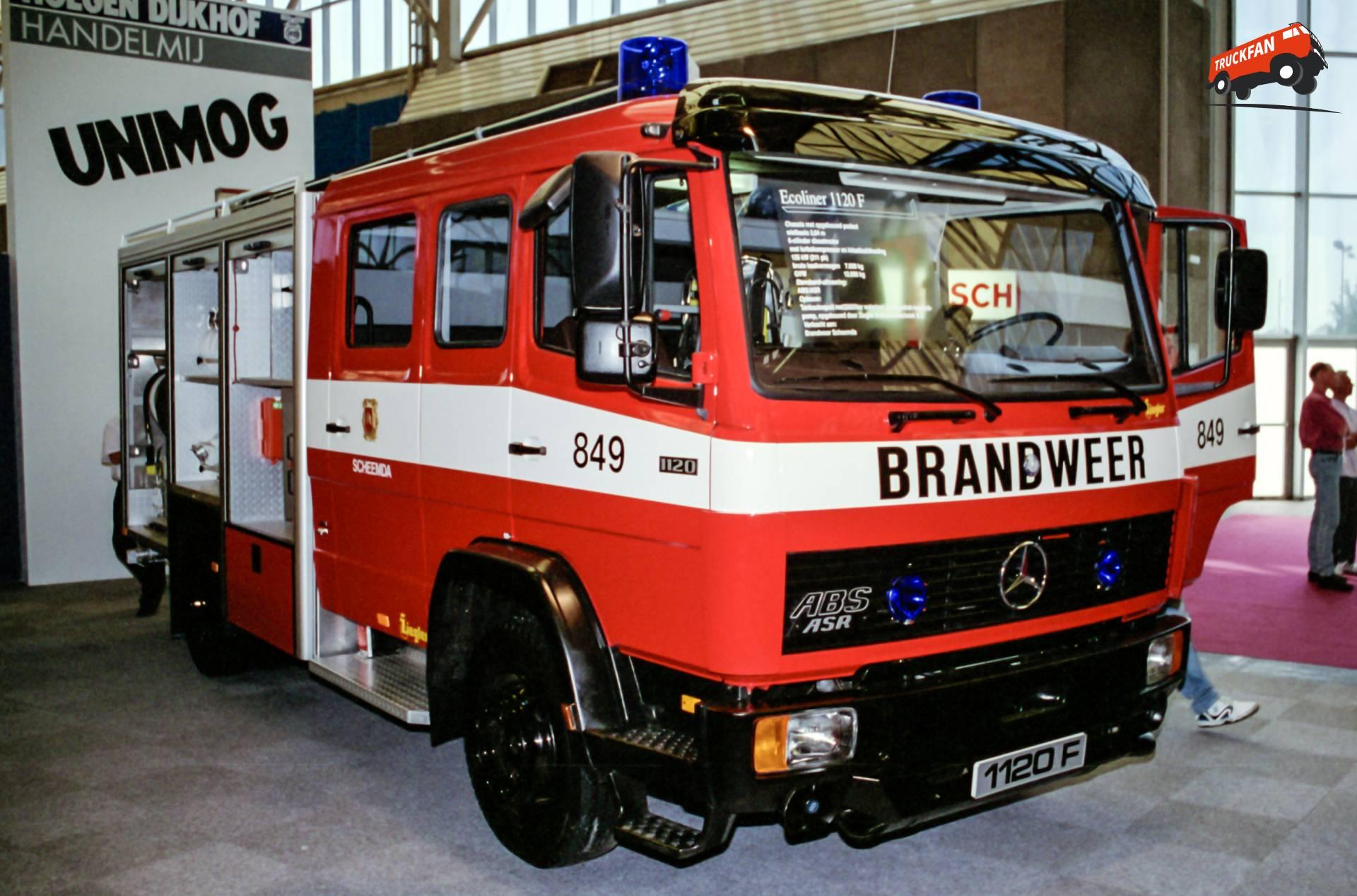 Mercedes-Benz Ecoliner