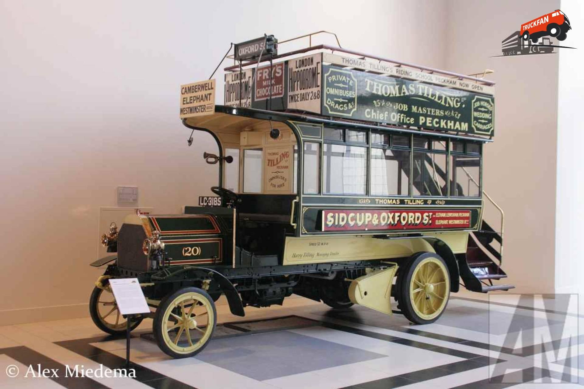 Milnes-Daimler dubbeldekker