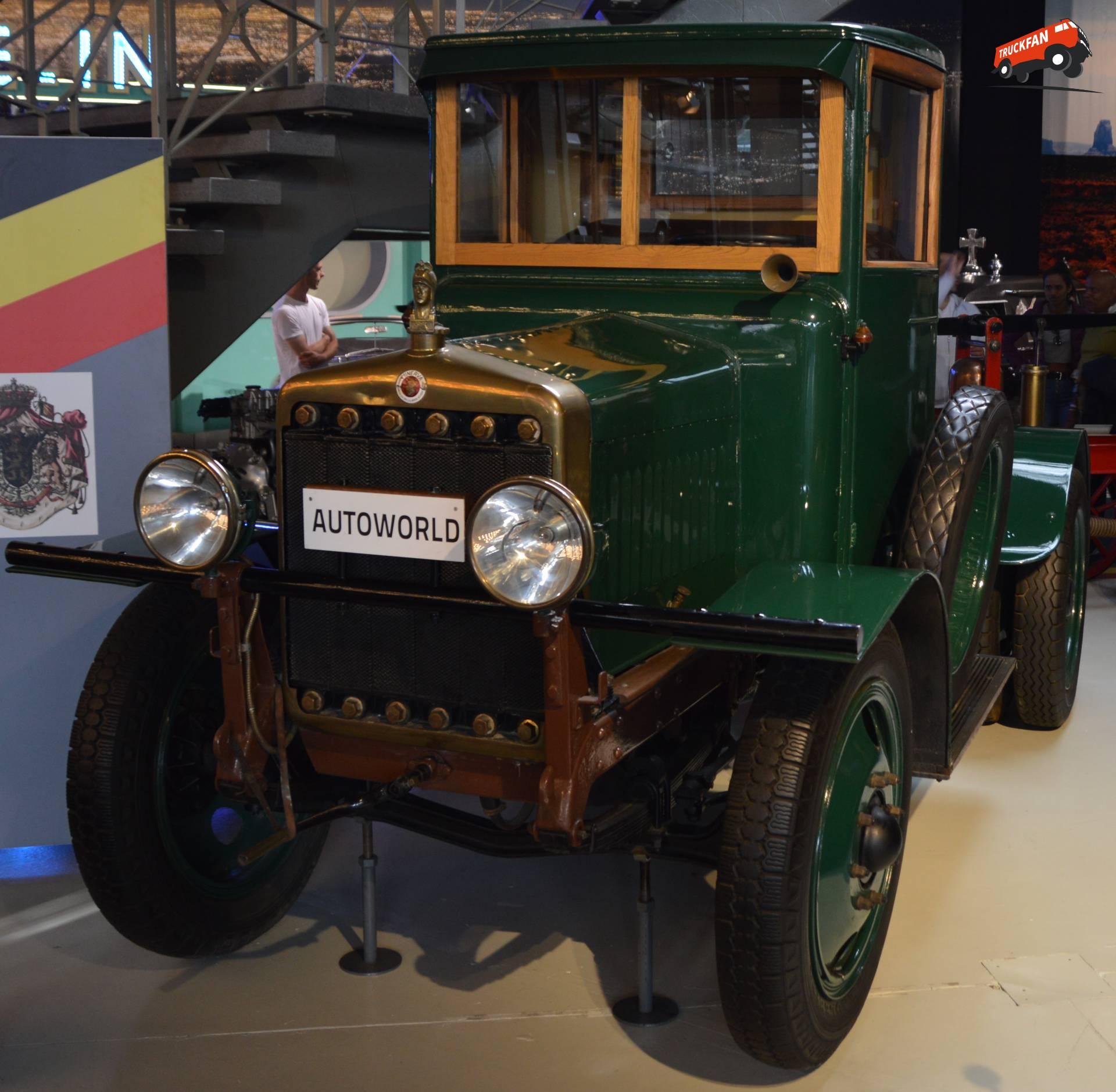 Minerva Auto-Traction MLT