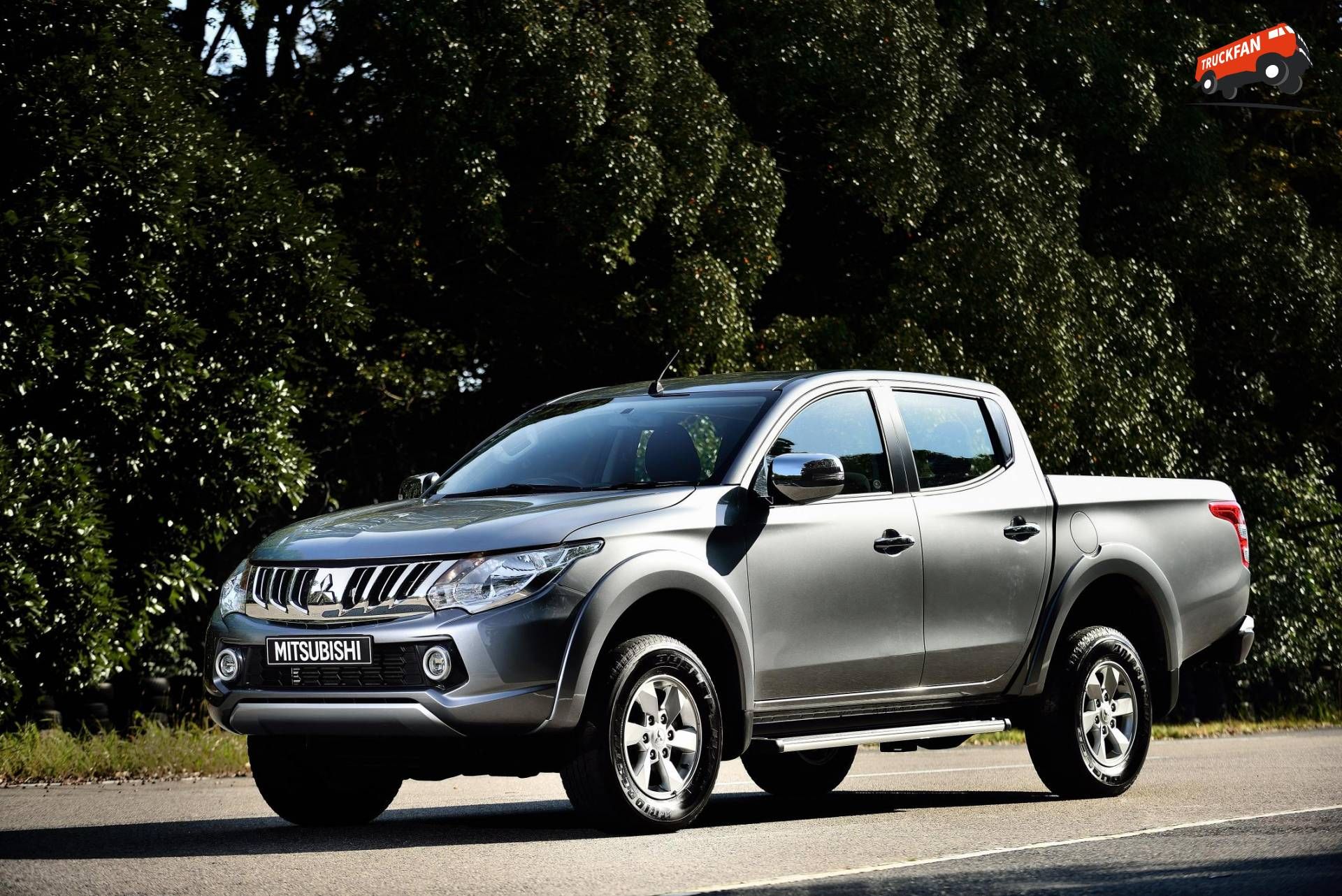 """Mitsubishi L200 Triton/Strada pickup which was launched in Thailand in November last year. While featuring improvements in its functionality and reliability as a work vehicle, it was developed as """"The ultimate sport utility truck"""" and to provide an interior space with comfort levels on par with a passenger model. The diesel version of the L200 uses a turbocharged 2.4-liter MIVEC diesel engine which complies with European emission regulations. In addition it emits just 169 g/km of CO2, among the lowest in its class while delivering powerful output with 181 ps (High Power model). Four-wheel drive models employ the Super Select 4WD-II drivetrain from the Pajero*4 with four selectable drive modes to give the driver the ideal traction for any types of road conditions and outstanding all-terrain performance. The all-new Triton/L200 pickups are being introduced sequentially over the globe with plans to eventually introduce them into some 150 countries Triton/Strada pickup which was launched in Thailand in November last year. While featuring improvements in its functionality and reliability as a work vehicle, it was developed as """"The ultimate sport utility truck"""" and to provide an interior space with comfort levels on par with a passenger model. The diesel version of the L200 uses a turbocharged 2.4-liter MIVEC diesel engine which complies with European emission regulations. In addition it emits just 169 g/km of CO2, among the lowest in its class while delivering powerful output with 181 ps (High Power model). Four-wheel drive models employ the Super Select 4WD-II drivetrain from the Pajero*4 with four selectable drive modes to give the driver the ideal traction for any types of road conditions and outstanding all-terrain performance. The all-new Triton/L200 pickups are being introduced sequentially over the globe with plans to eventually introduce them into some 150 countries Triton/Strada pickup which was launched in Thailand in November last year. While featuring improve"""