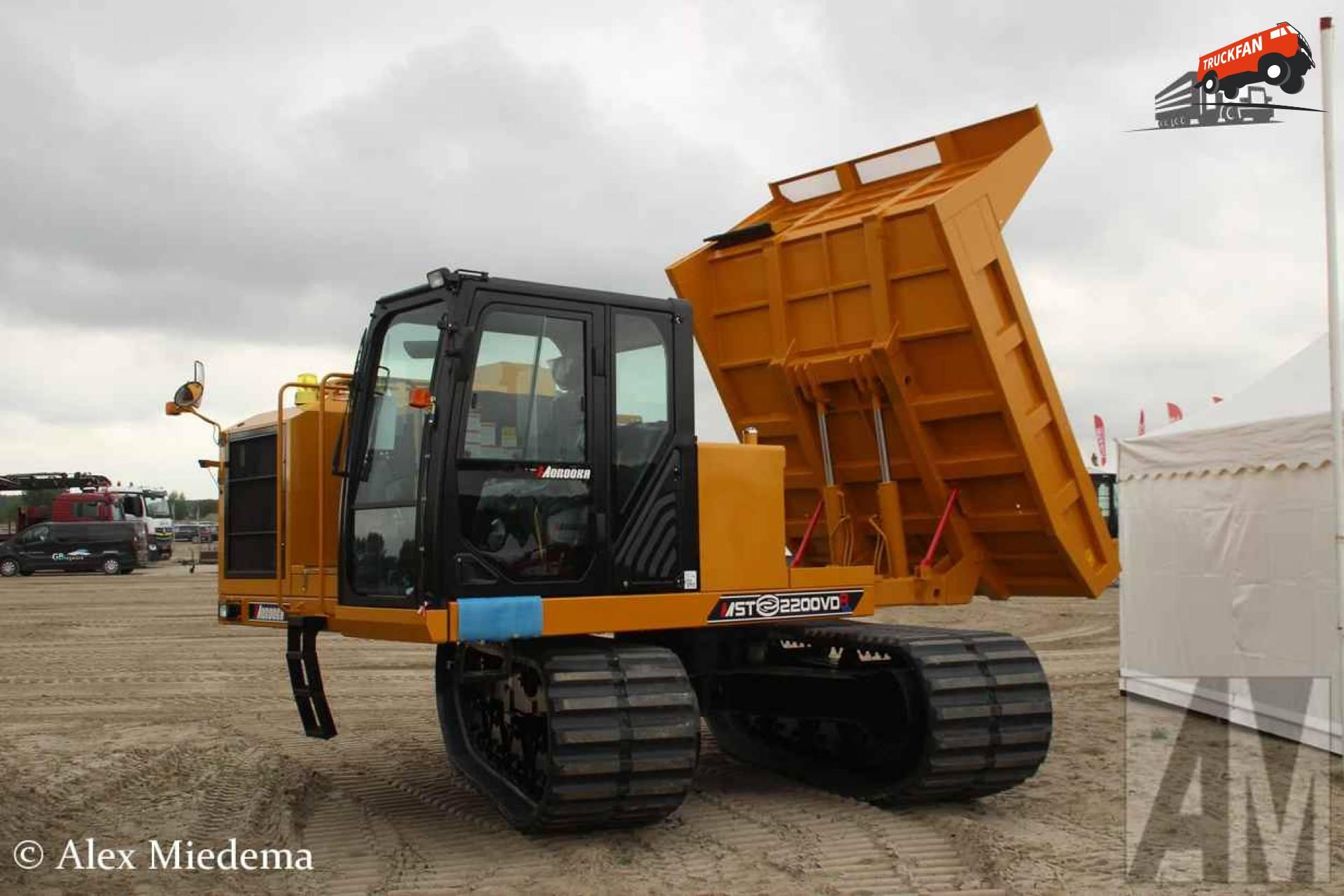 Morooka MST 2200VD