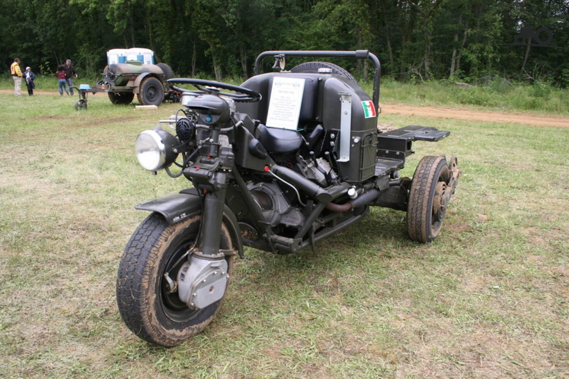 Moto Guzzi Mulo