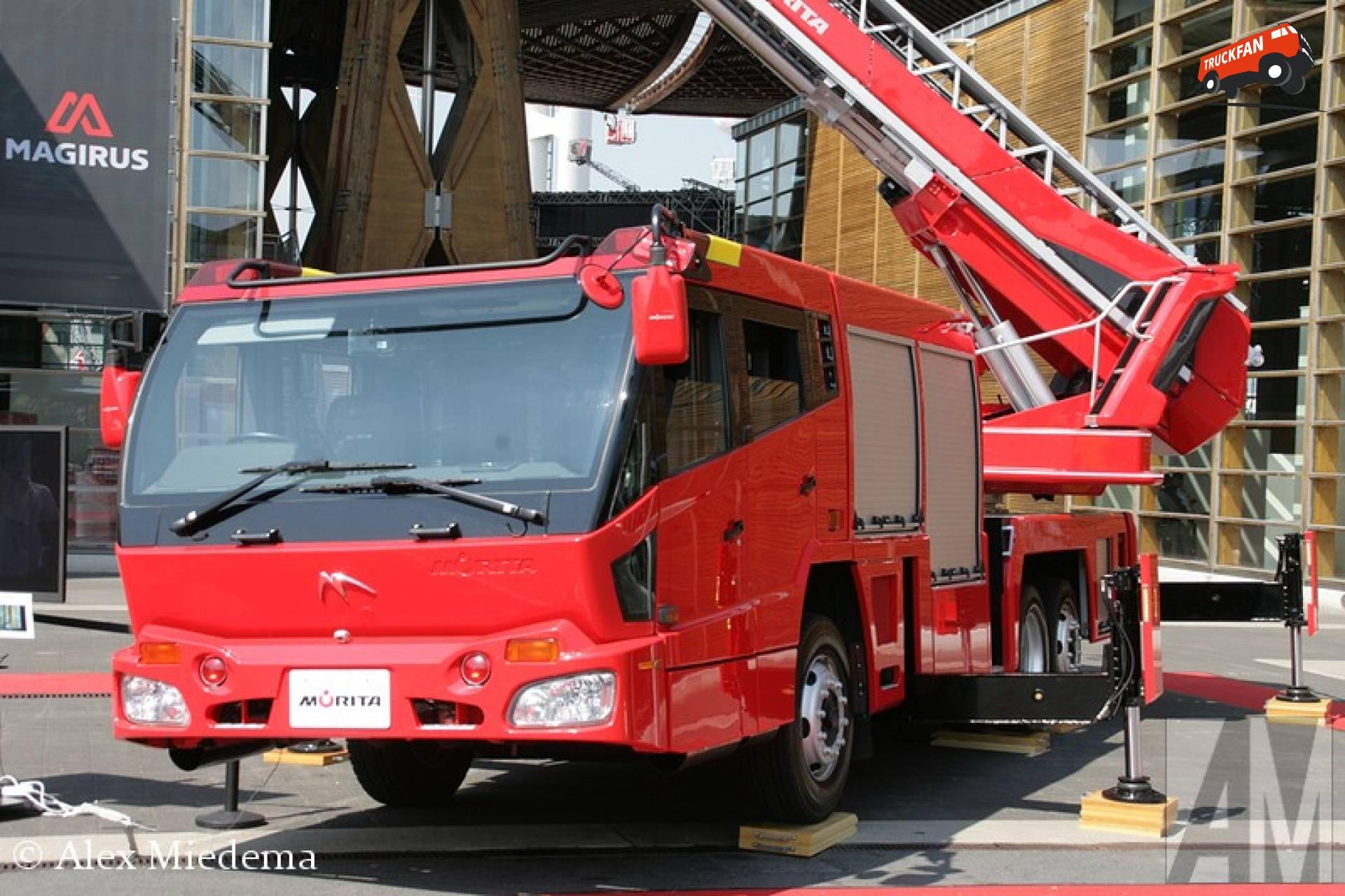 Murita Super Gyro Ladder MLLAH5-30WG
