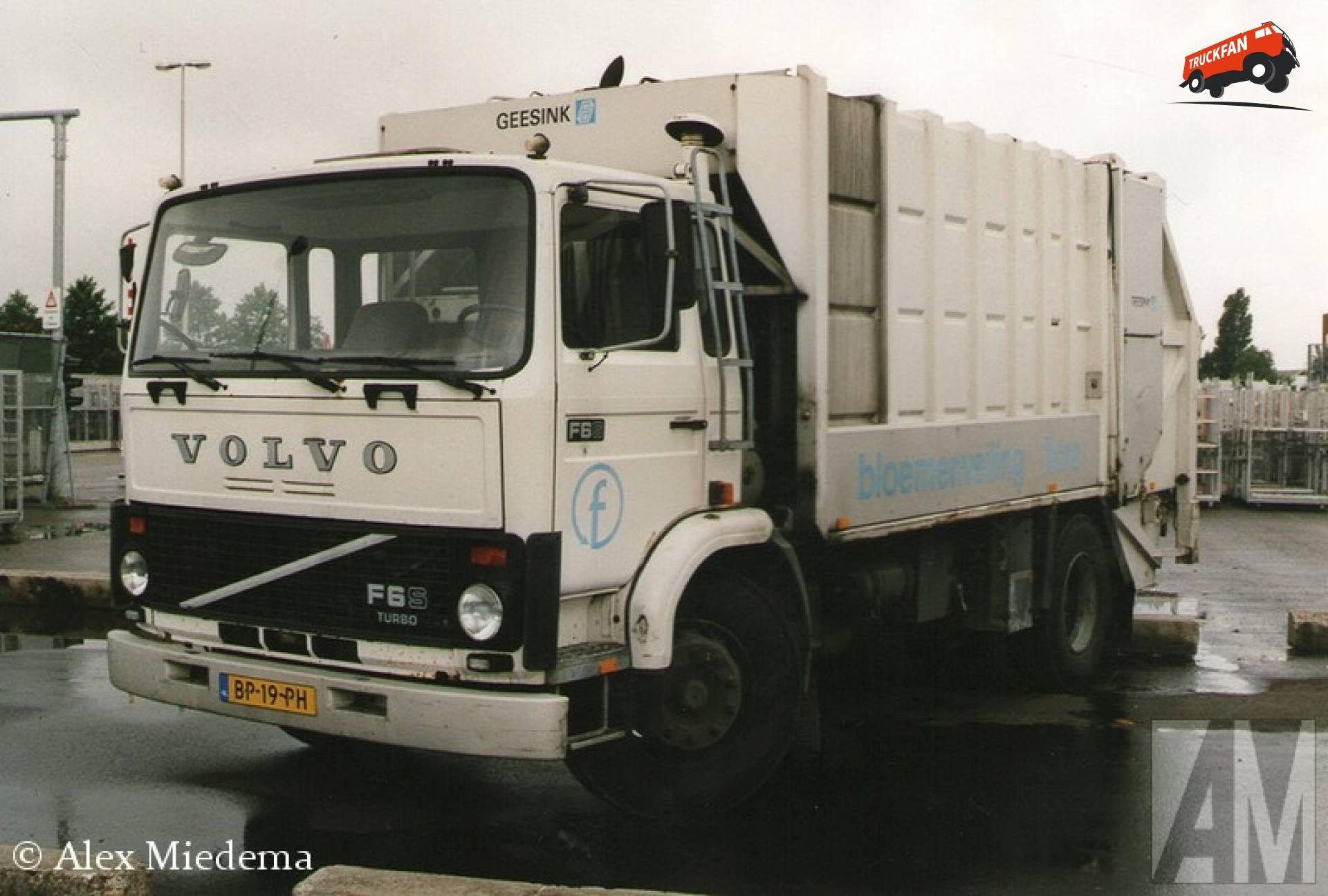 NEBIM Volvo F616
