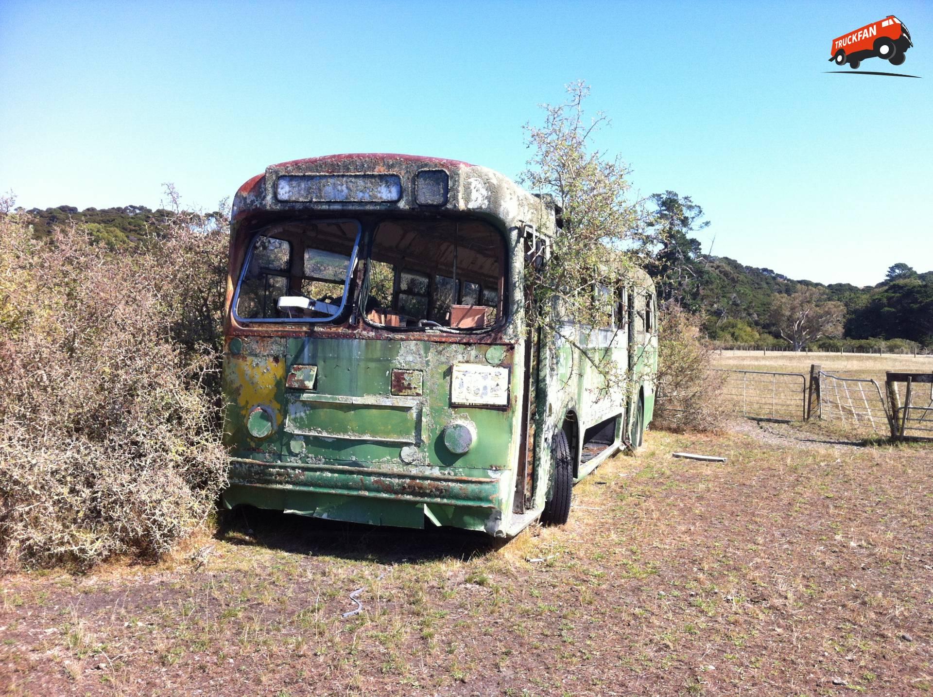 onbekend bus