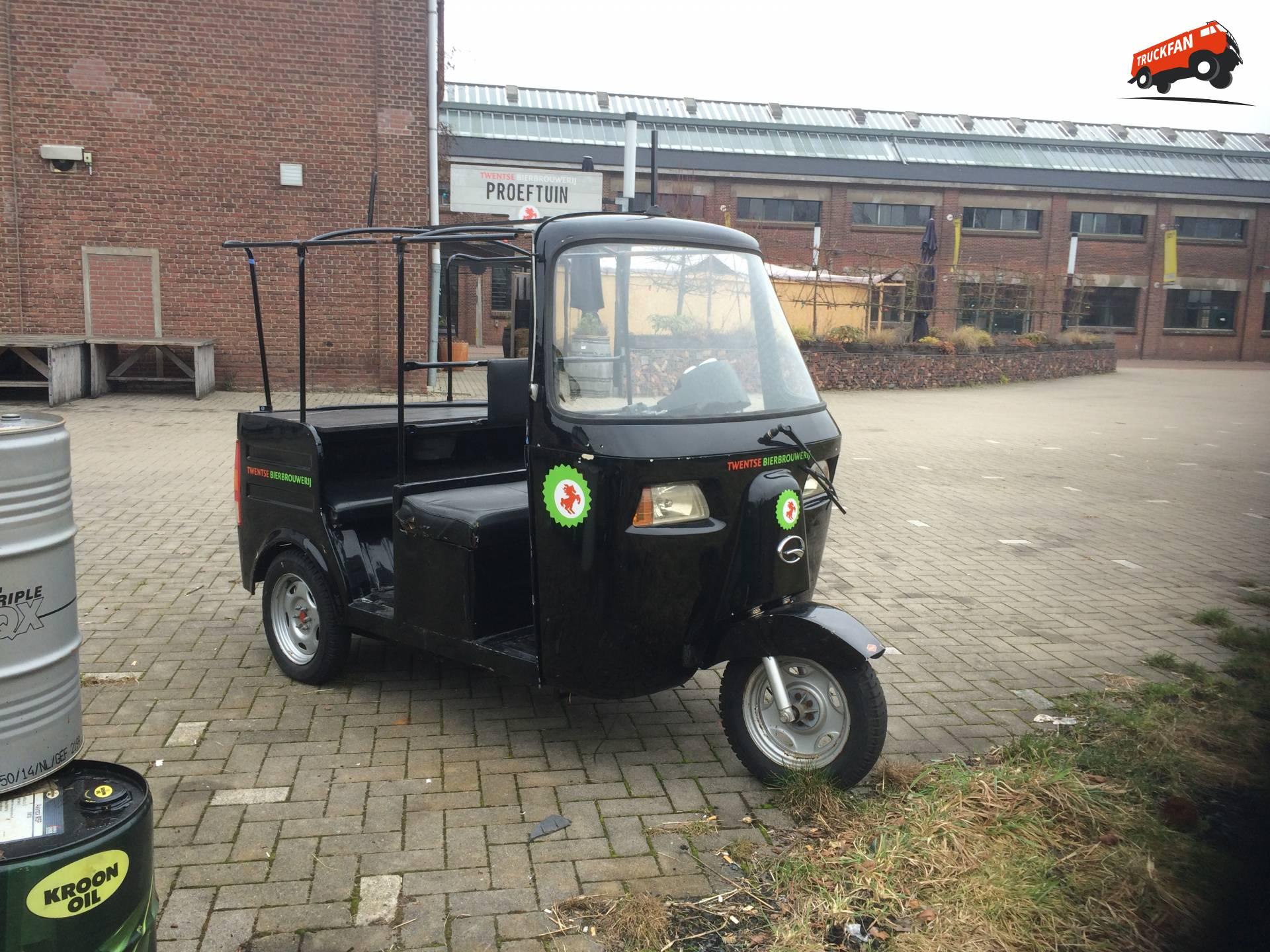 Onbekend tuktuk