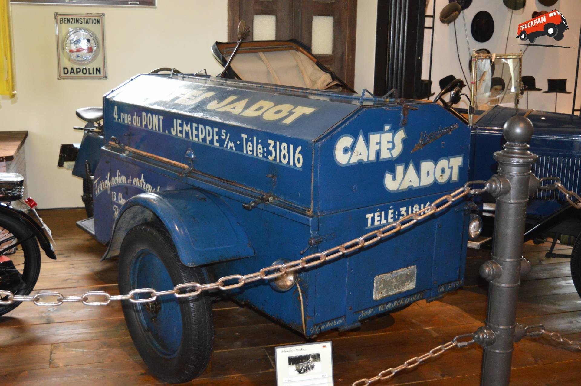 Merkur Eilwagen