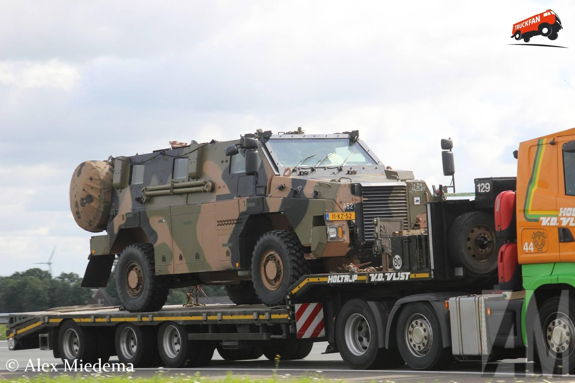 Australian Defence Industries Bushmaster