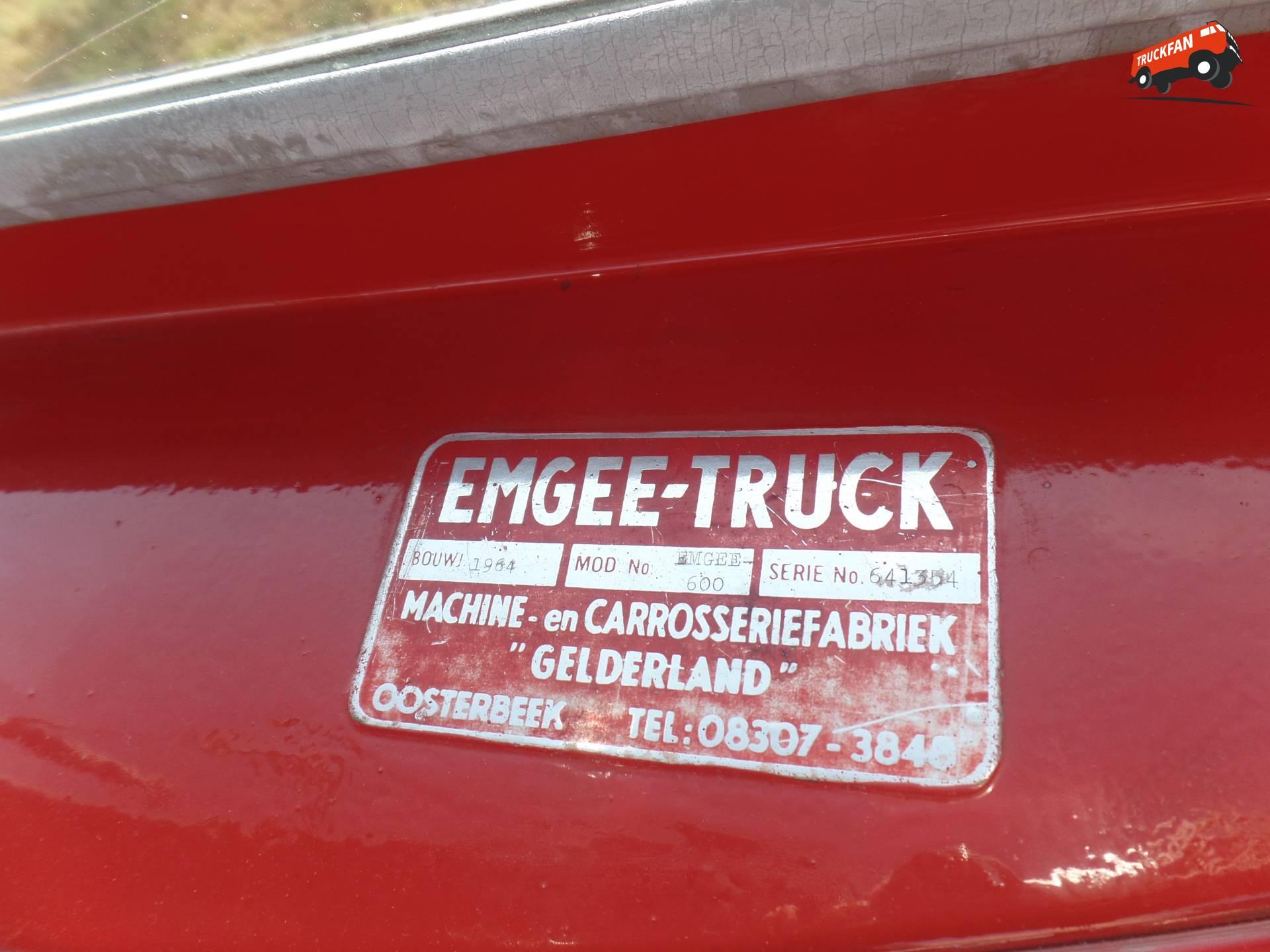Emgee Truck