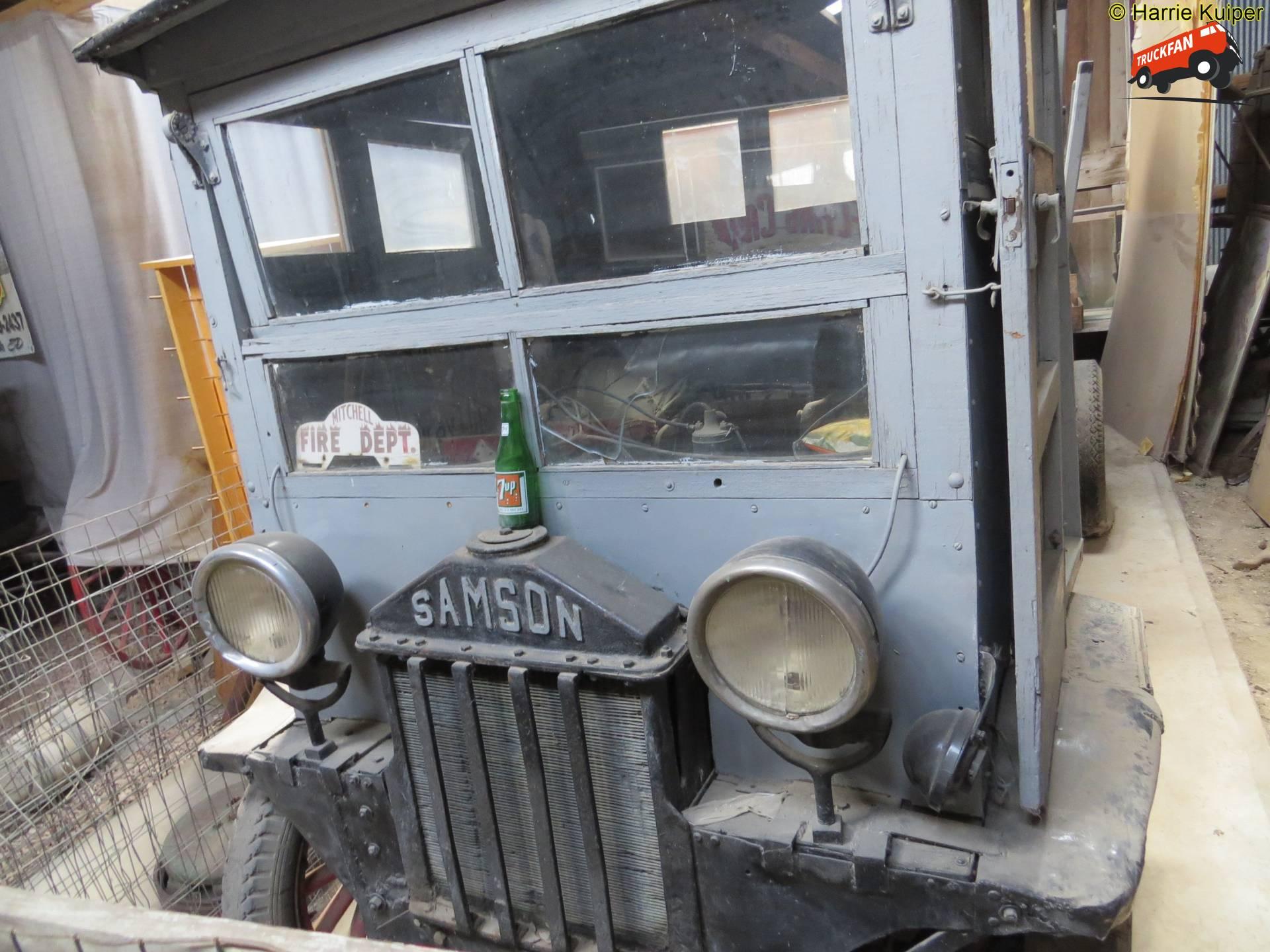 Samson Truck