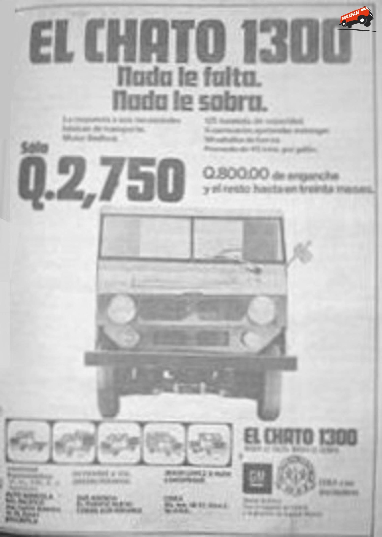 Chato 1300