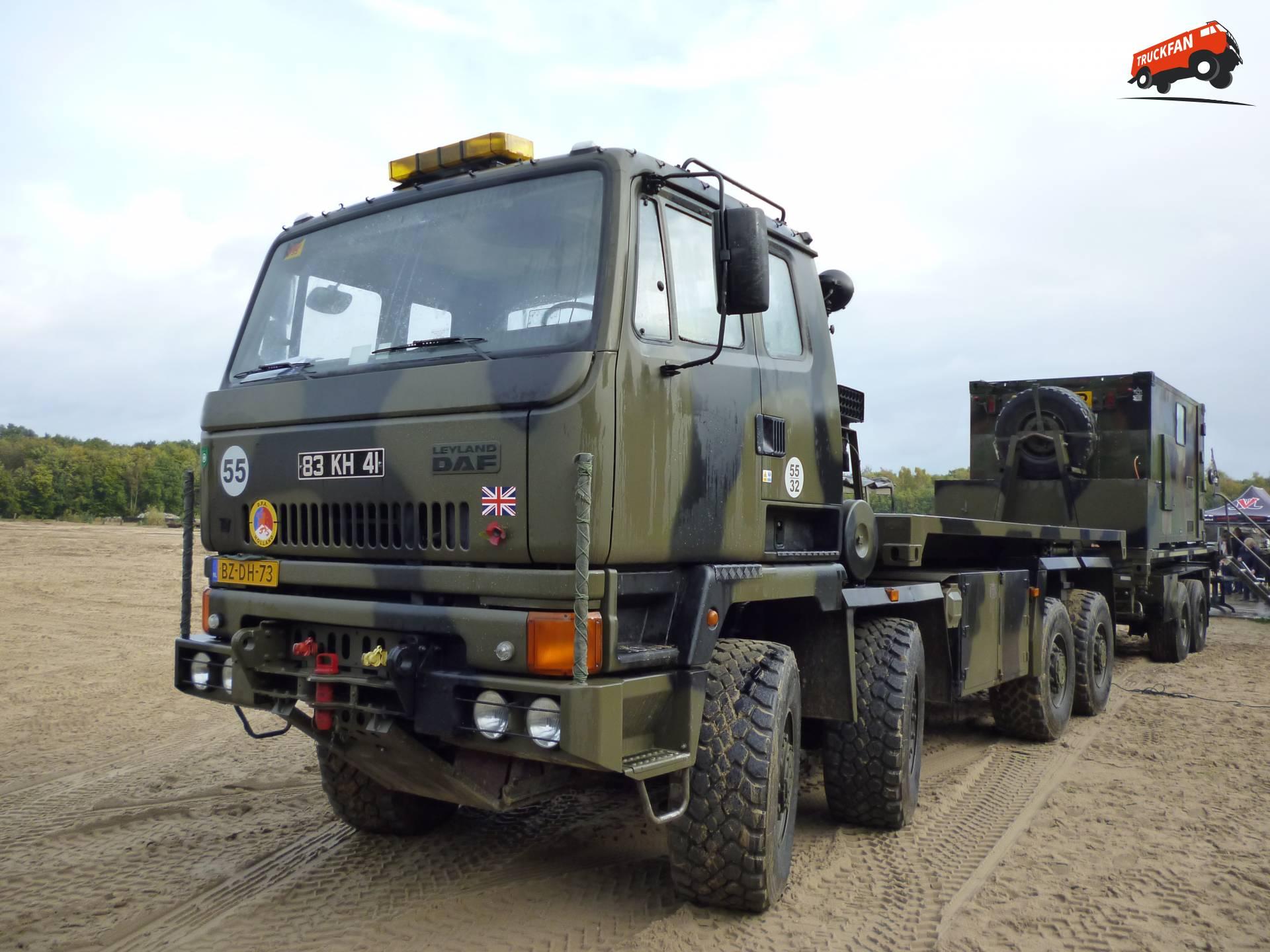 Leyland-DAF S26 DROPS