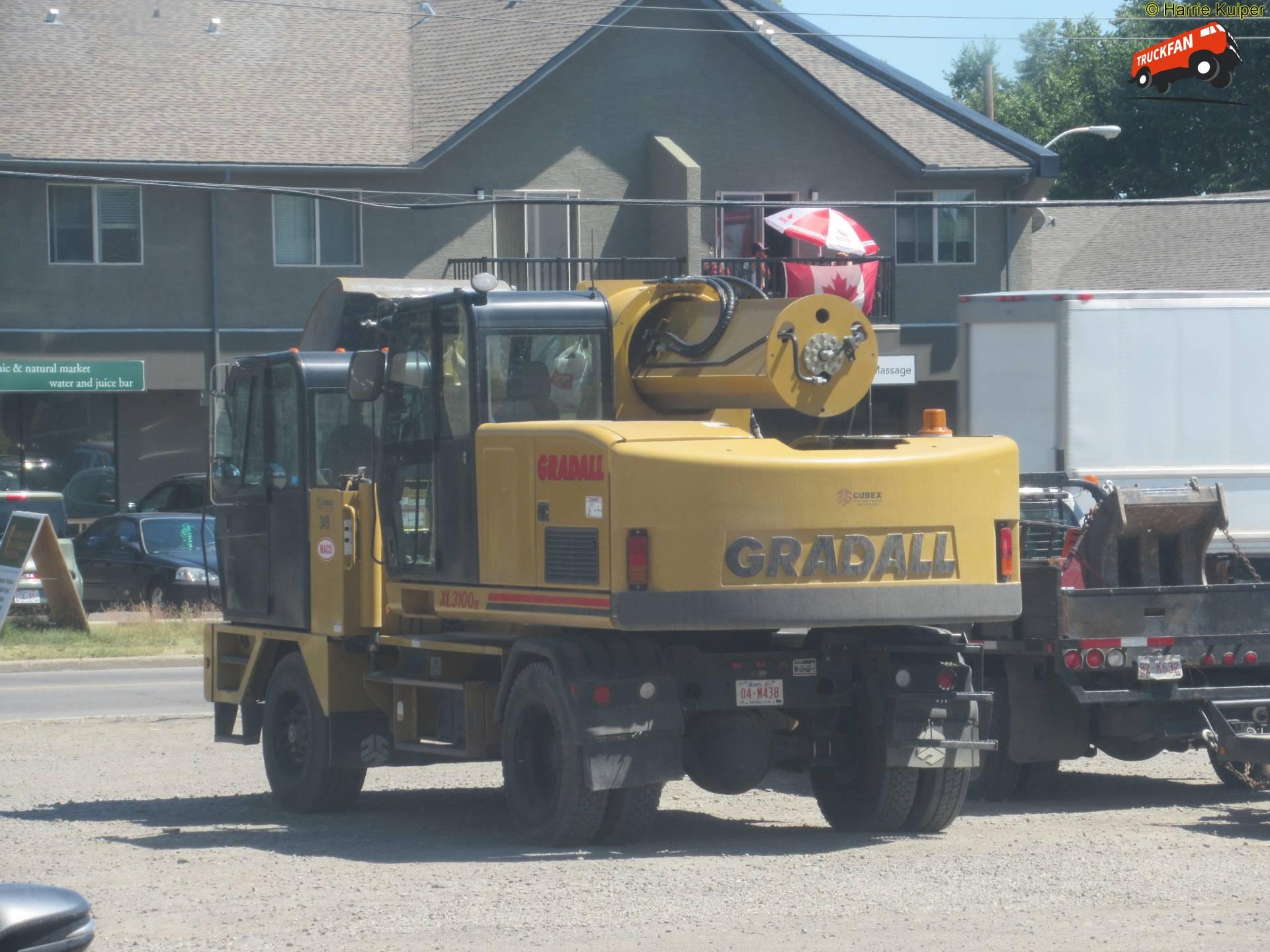 Gradall XL3100 IV