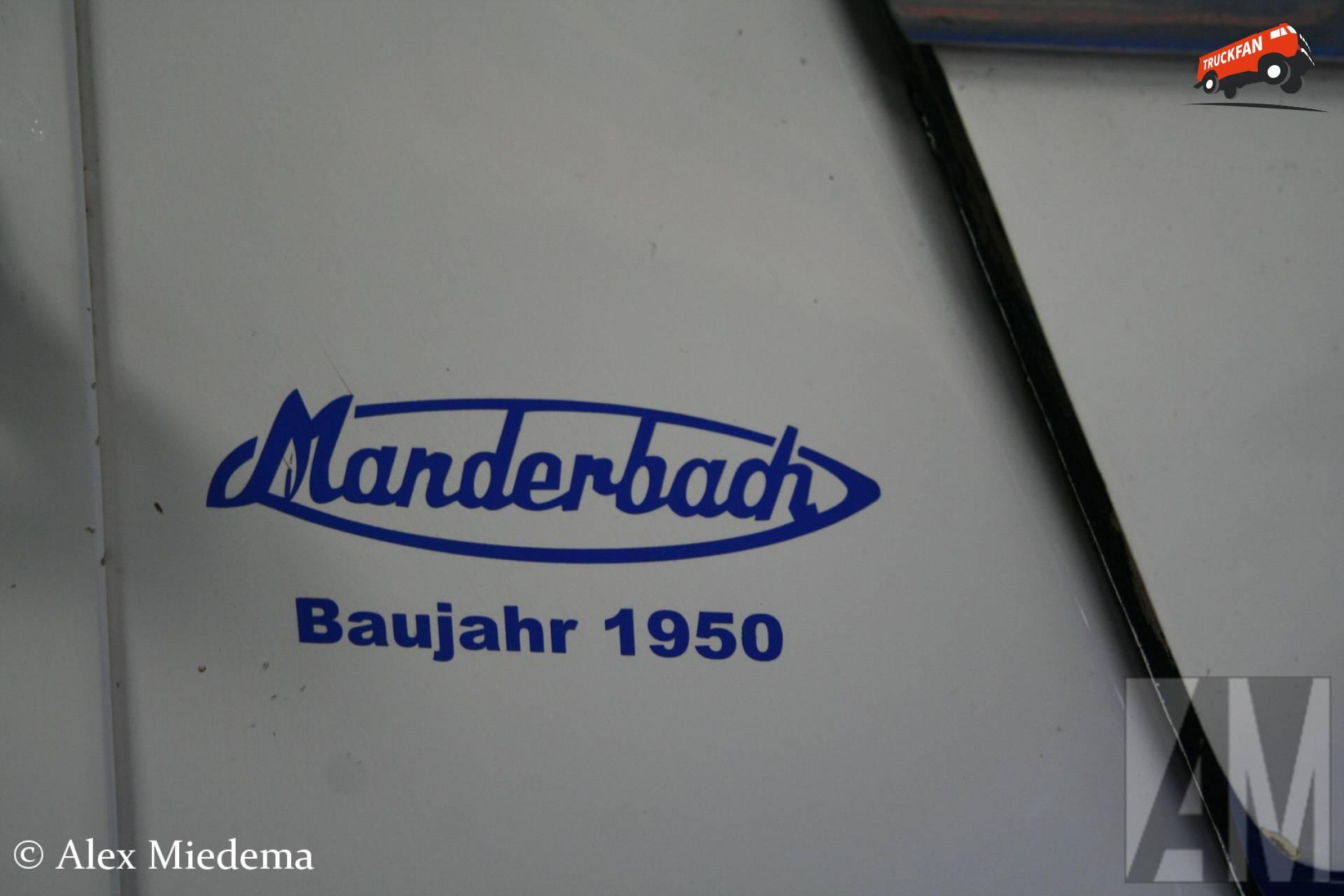Manderbach onbekend/overig