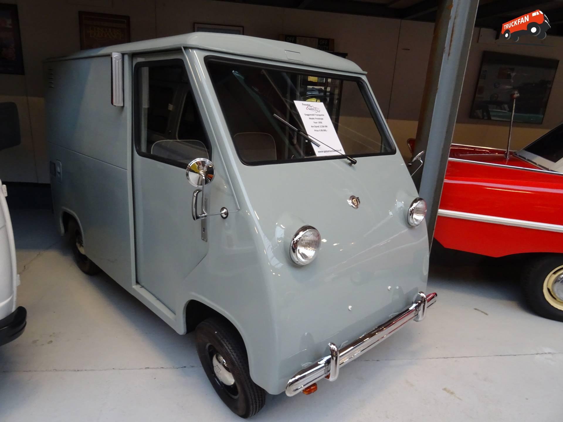 Goggomobil Transporter