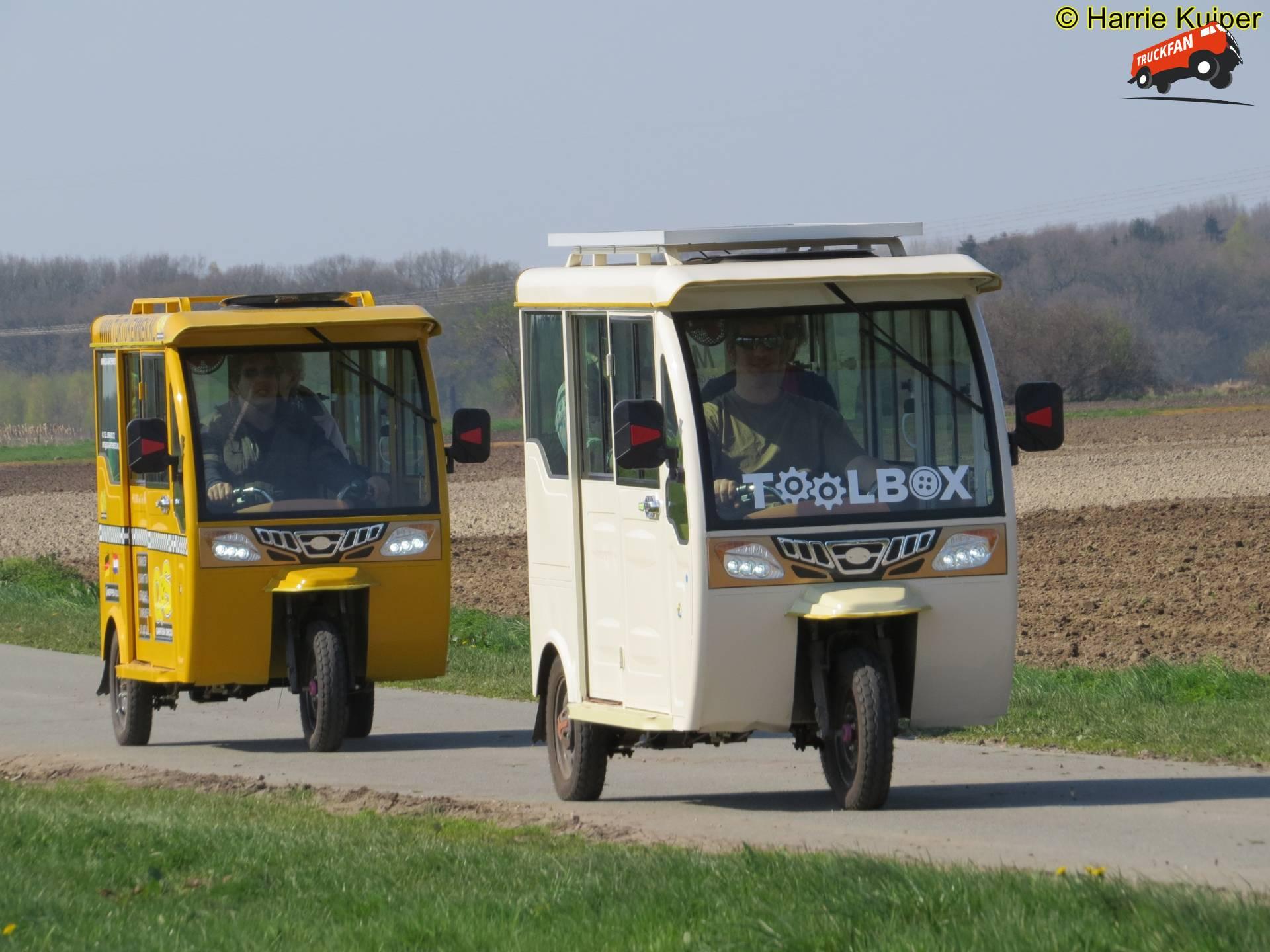 Lianke tuktuk
