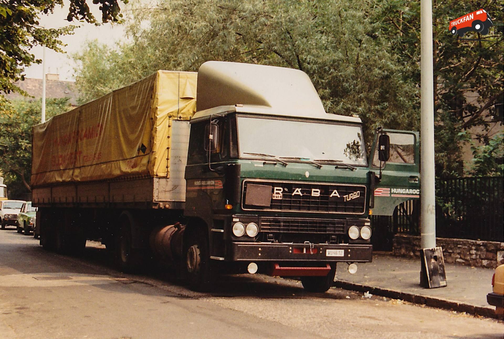 RABA S16