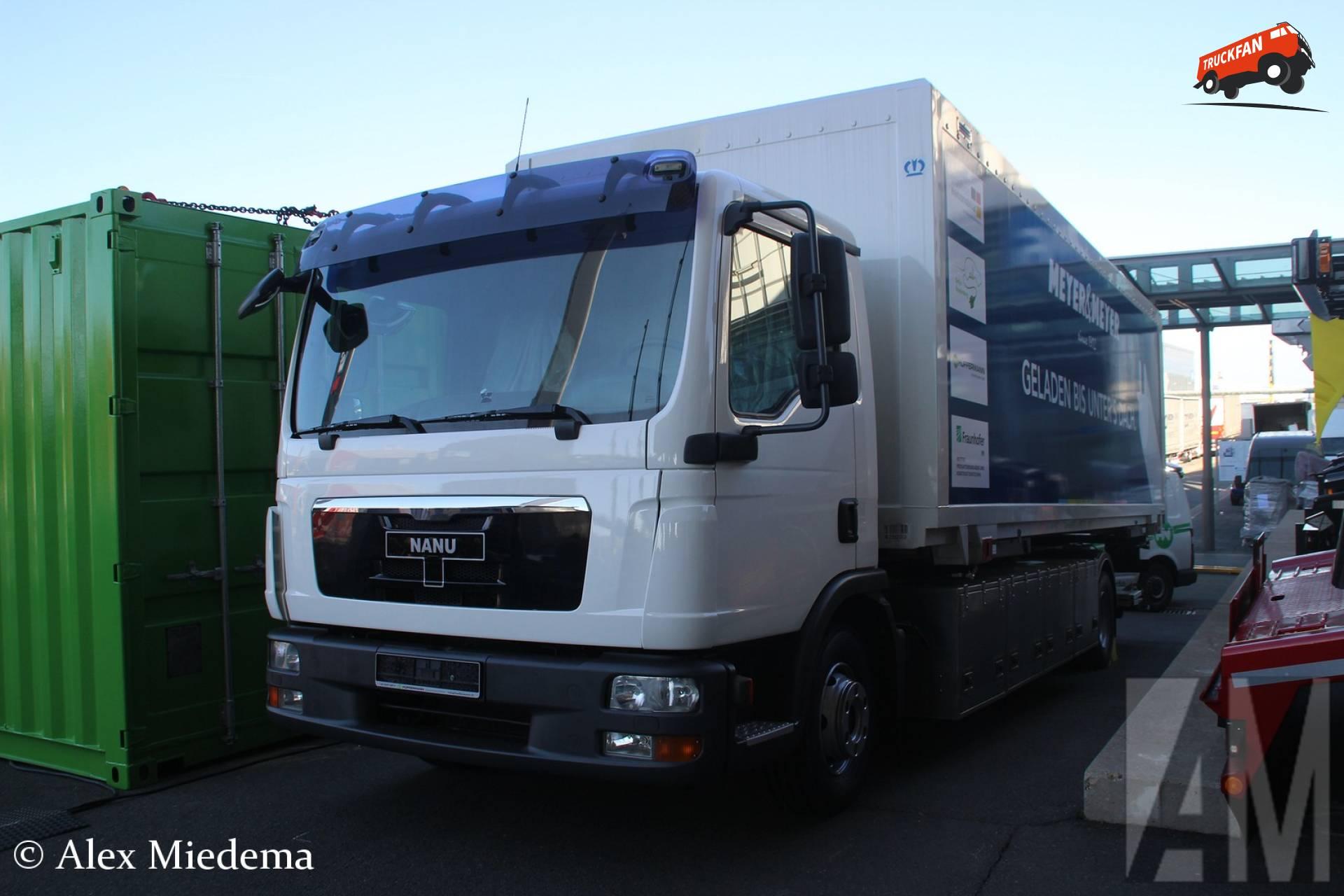 NANU elektrische truck
