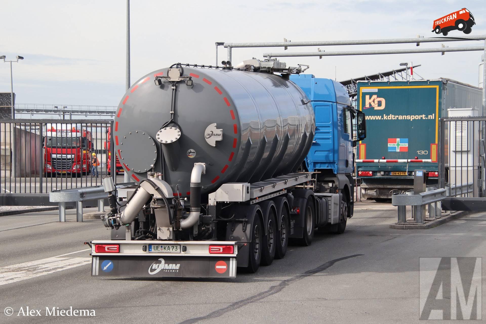 Kumm Technik trailer