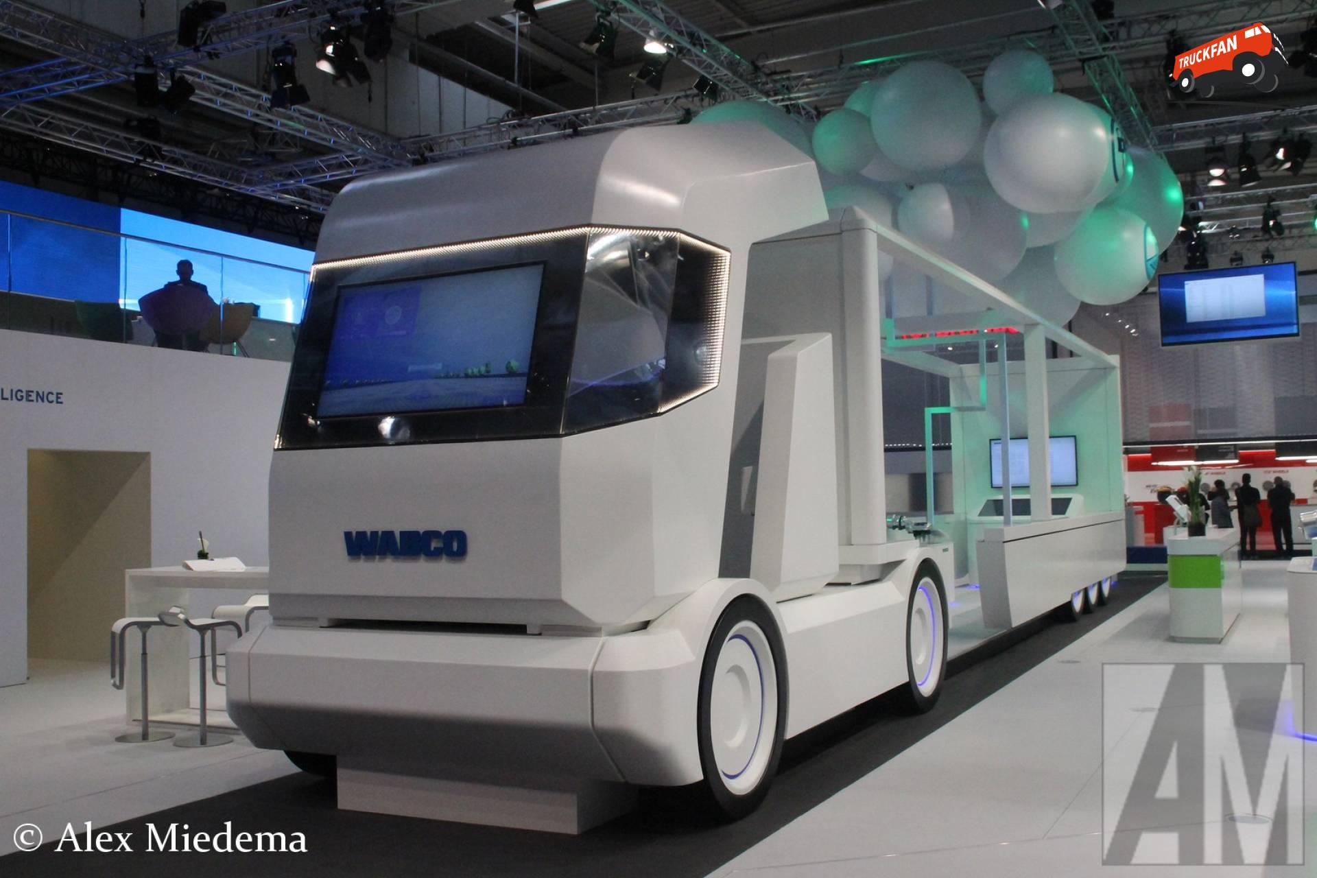 Wabco truck