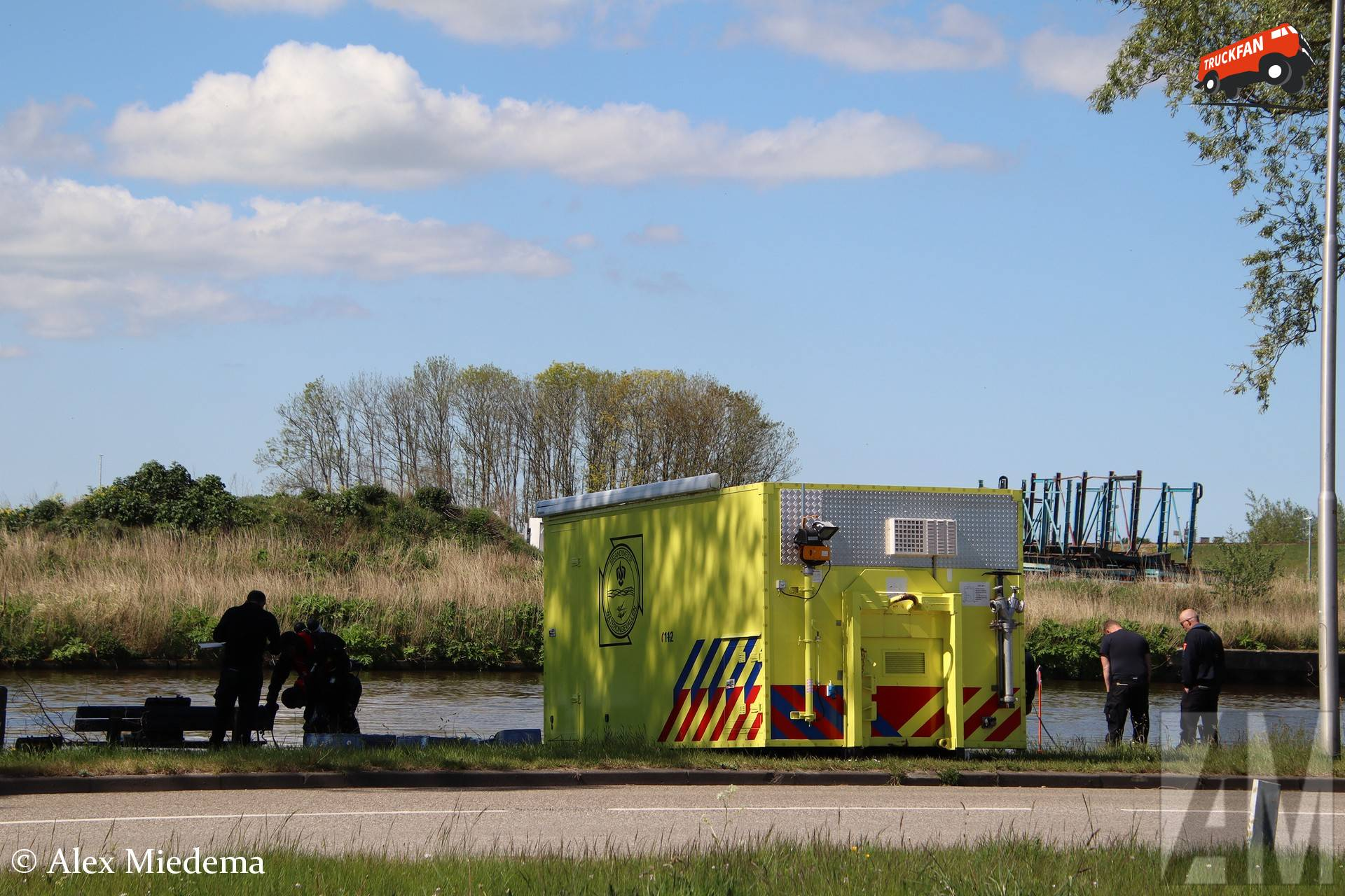 Onbekend container