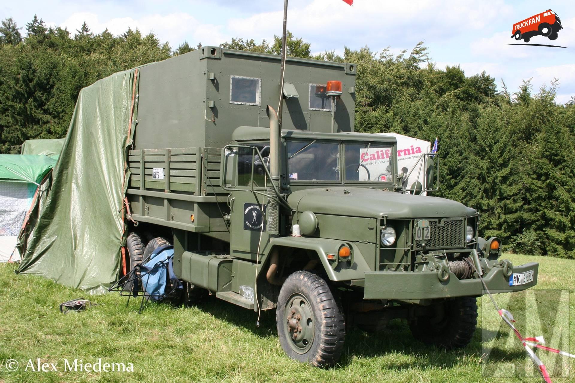 Onbekend M-truck