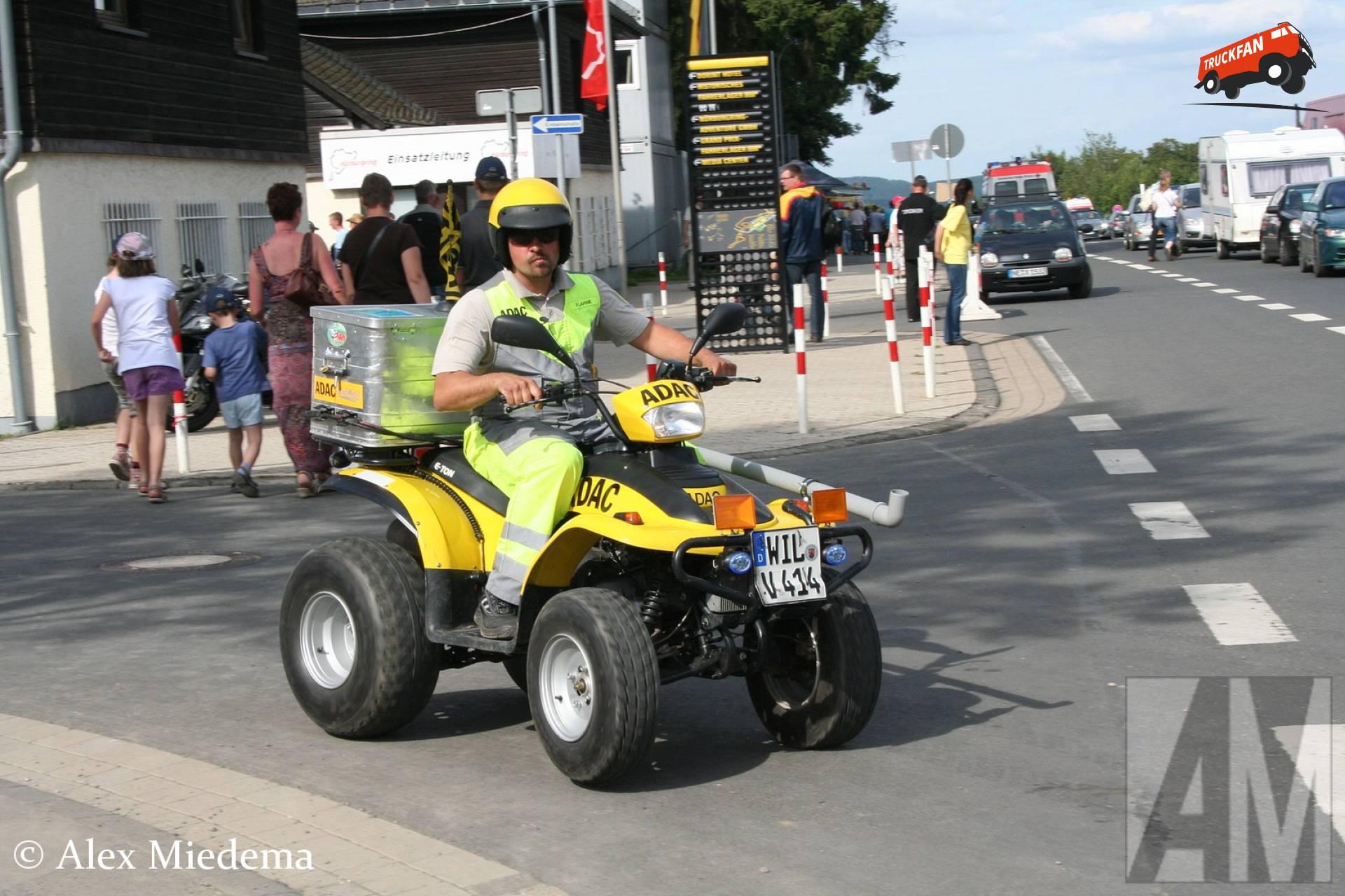 E-Ton ATV