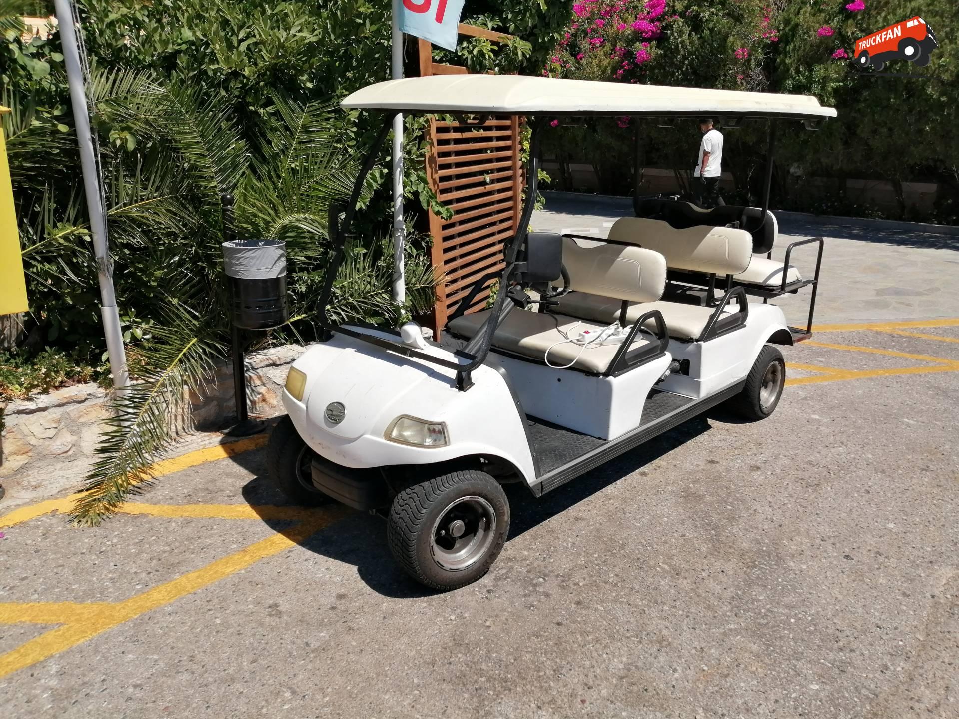 HDK golfkar
