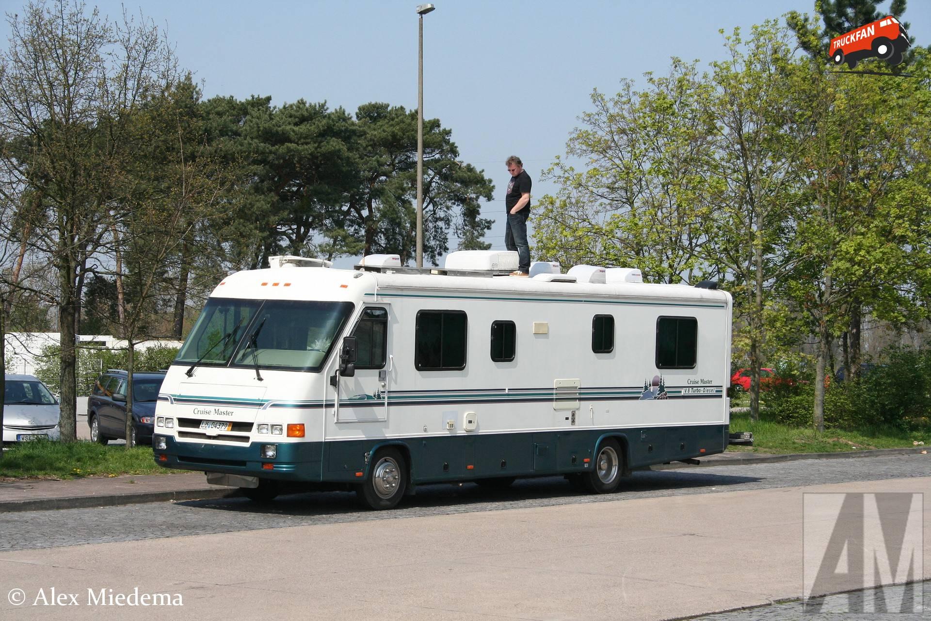 Cruise Master camper