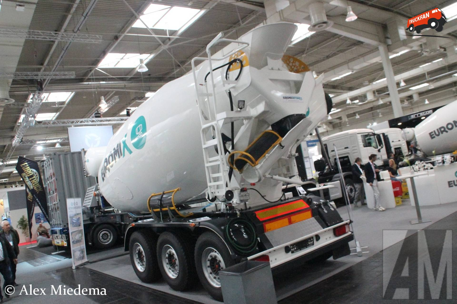 Euromix trailer