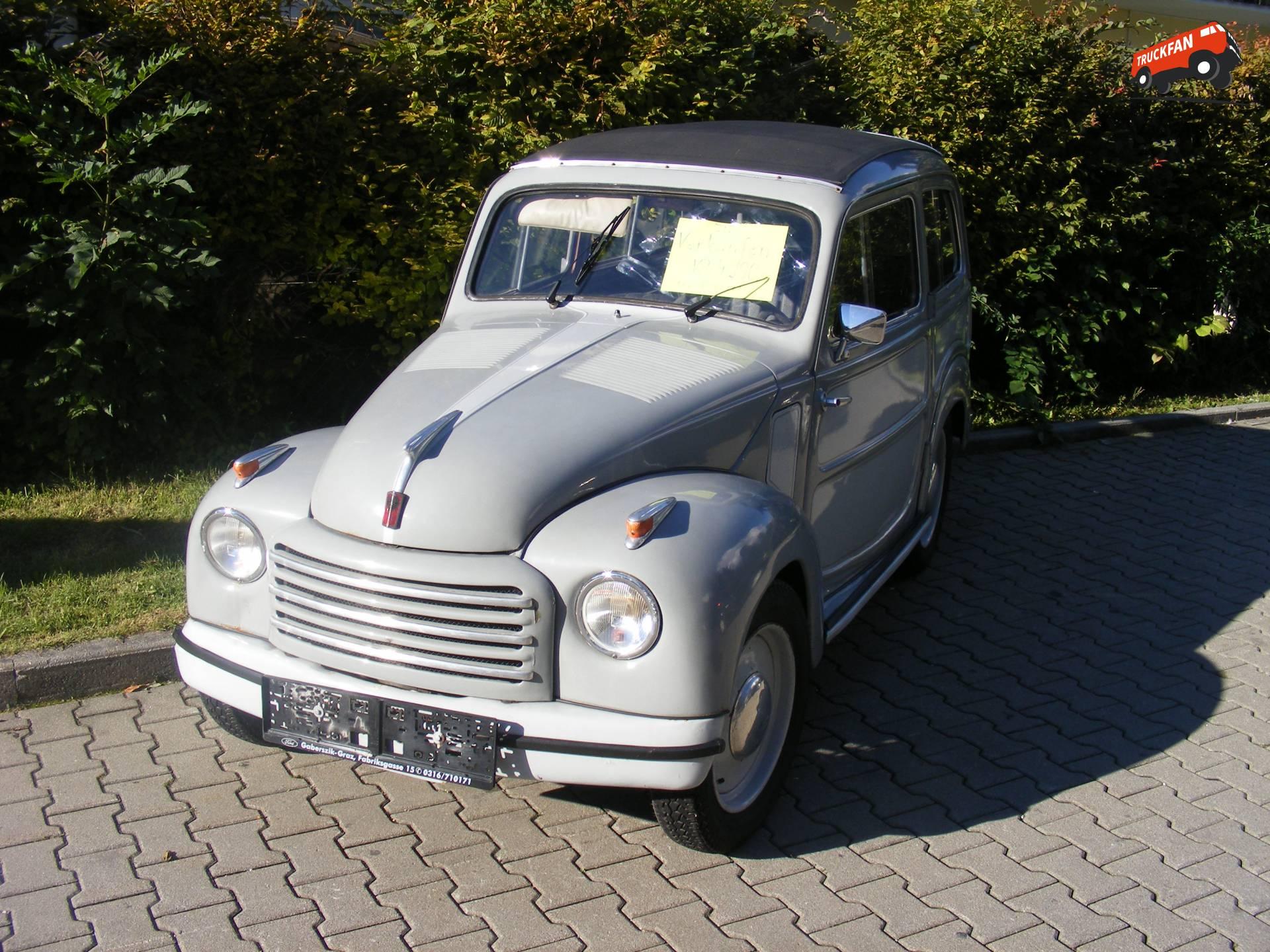 Steyr-Fiat 500C