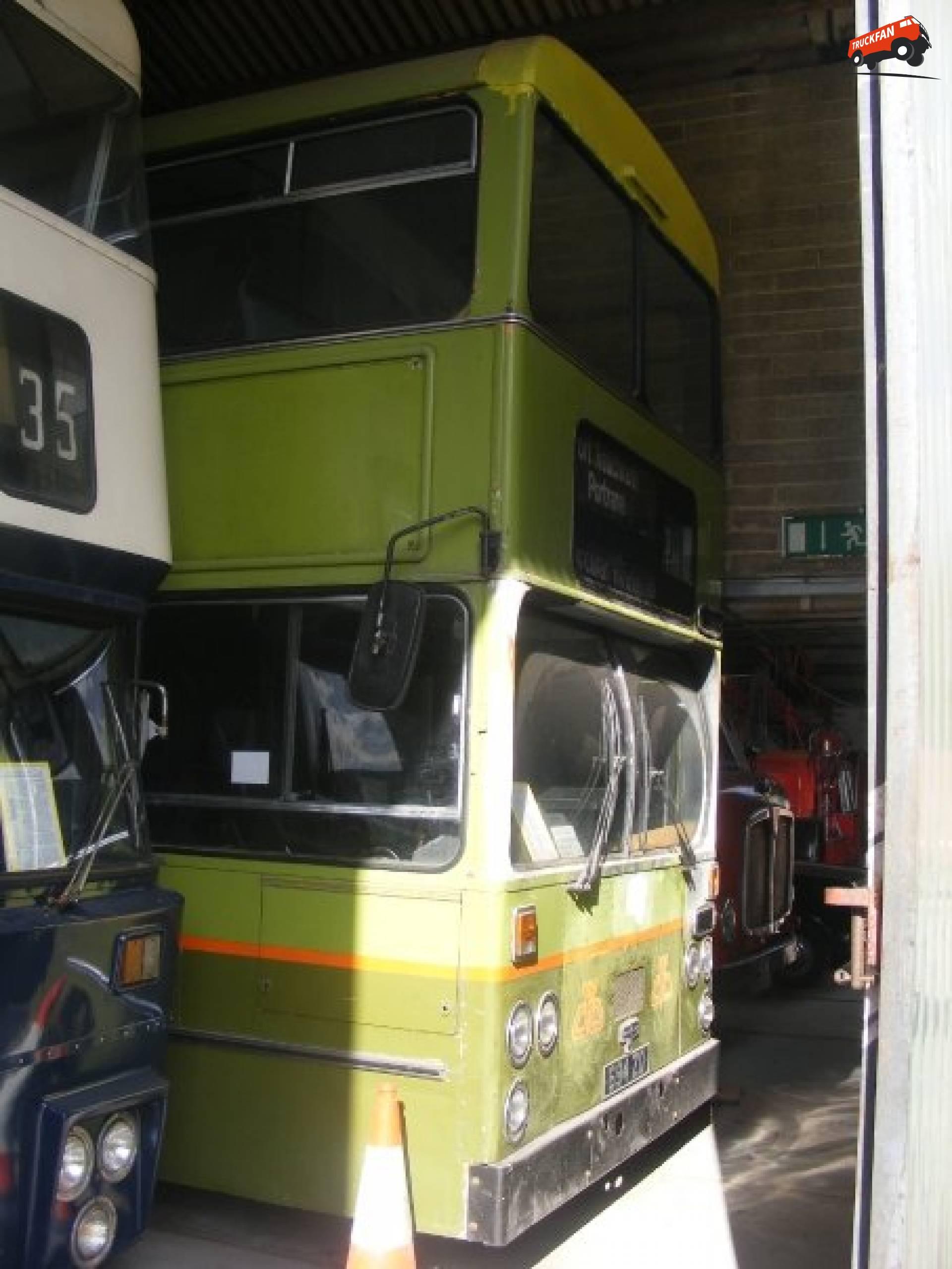 Van Hool-McArdle bus