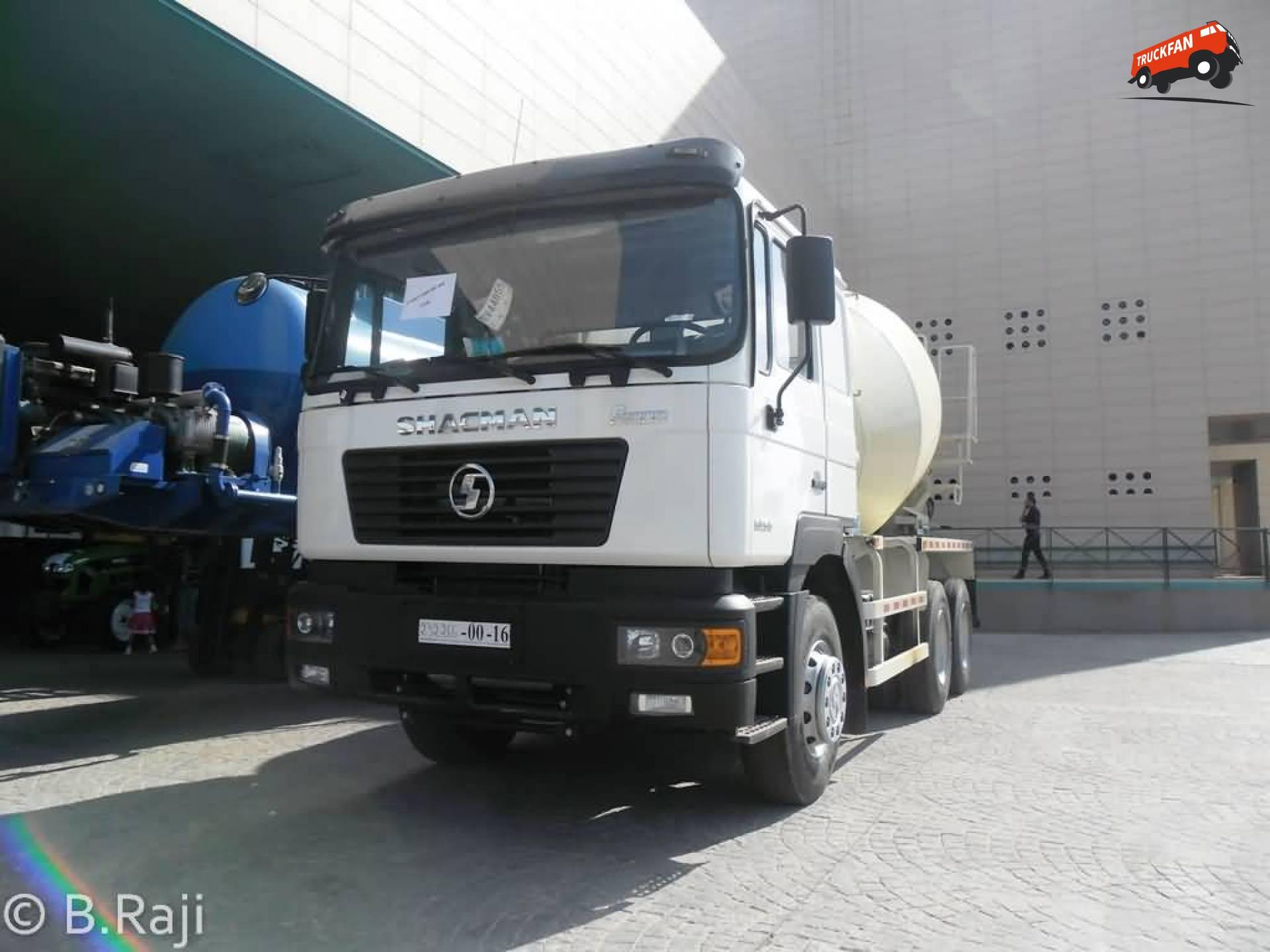 Shaanxi F2000