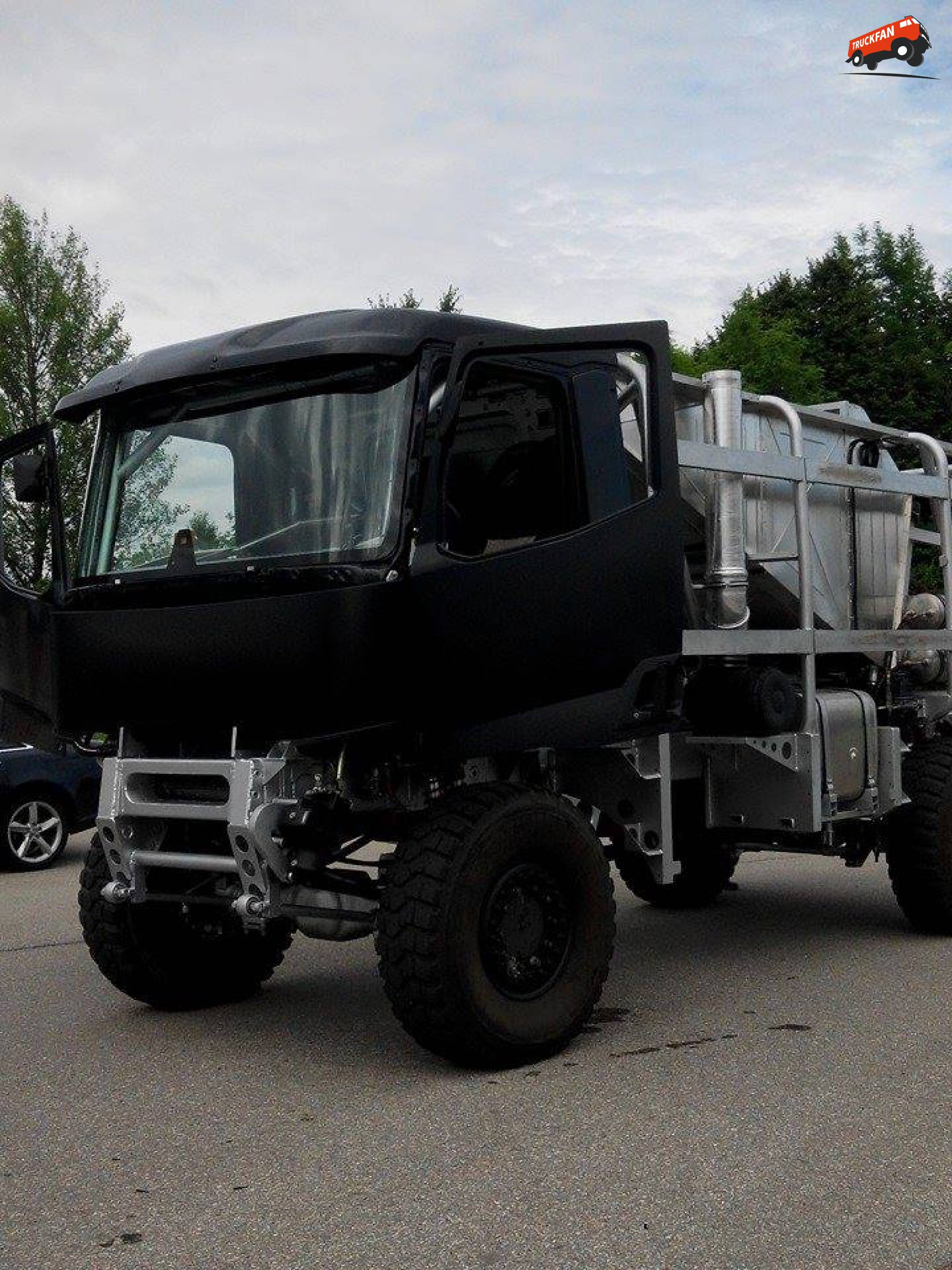 onbekend truck