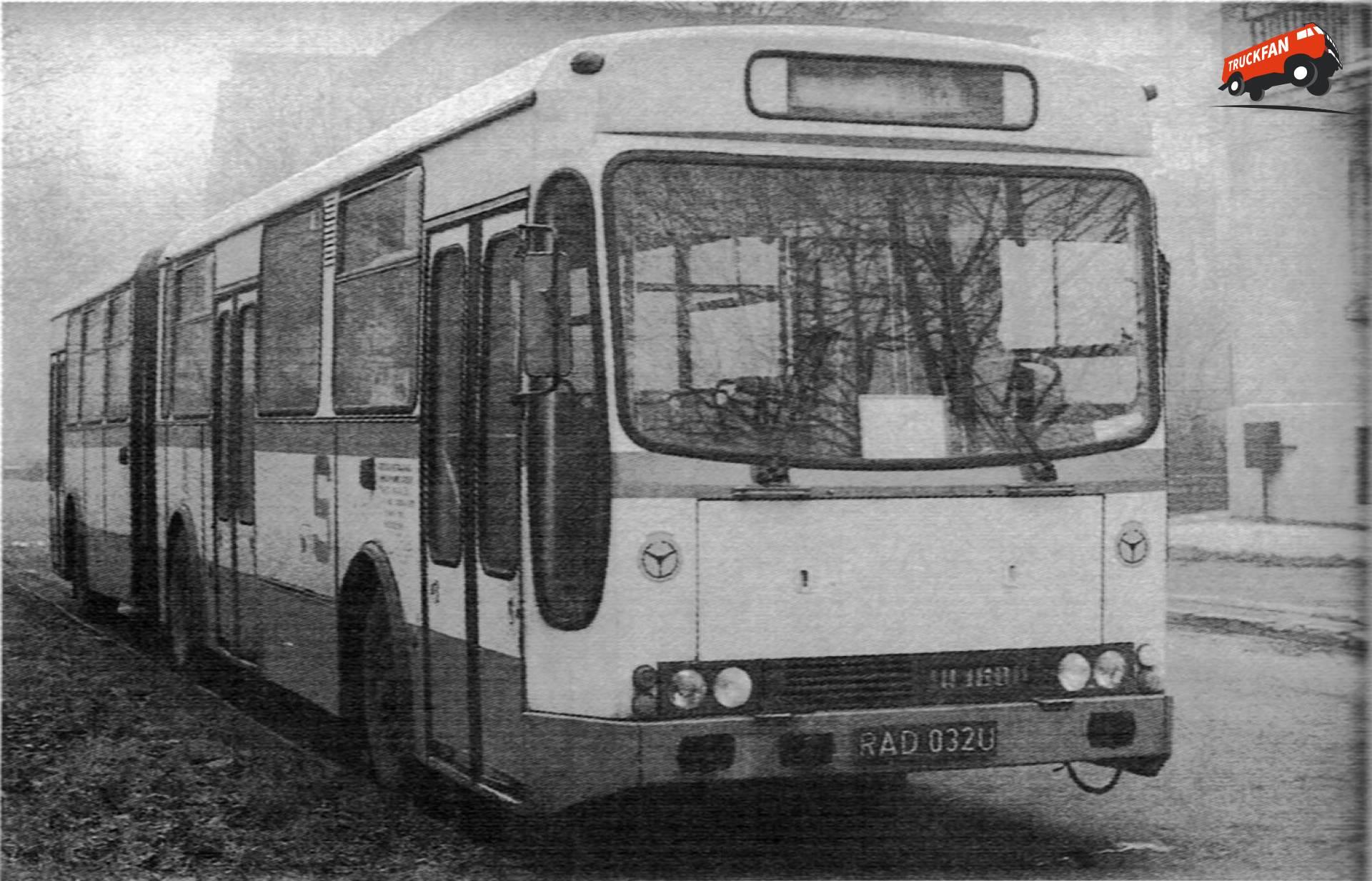 Ikarus-Zemun IK 160 P
