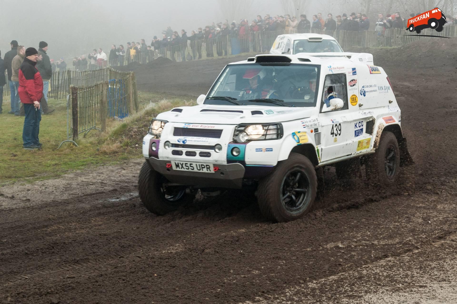 RallyRaid UK Desert Warrior