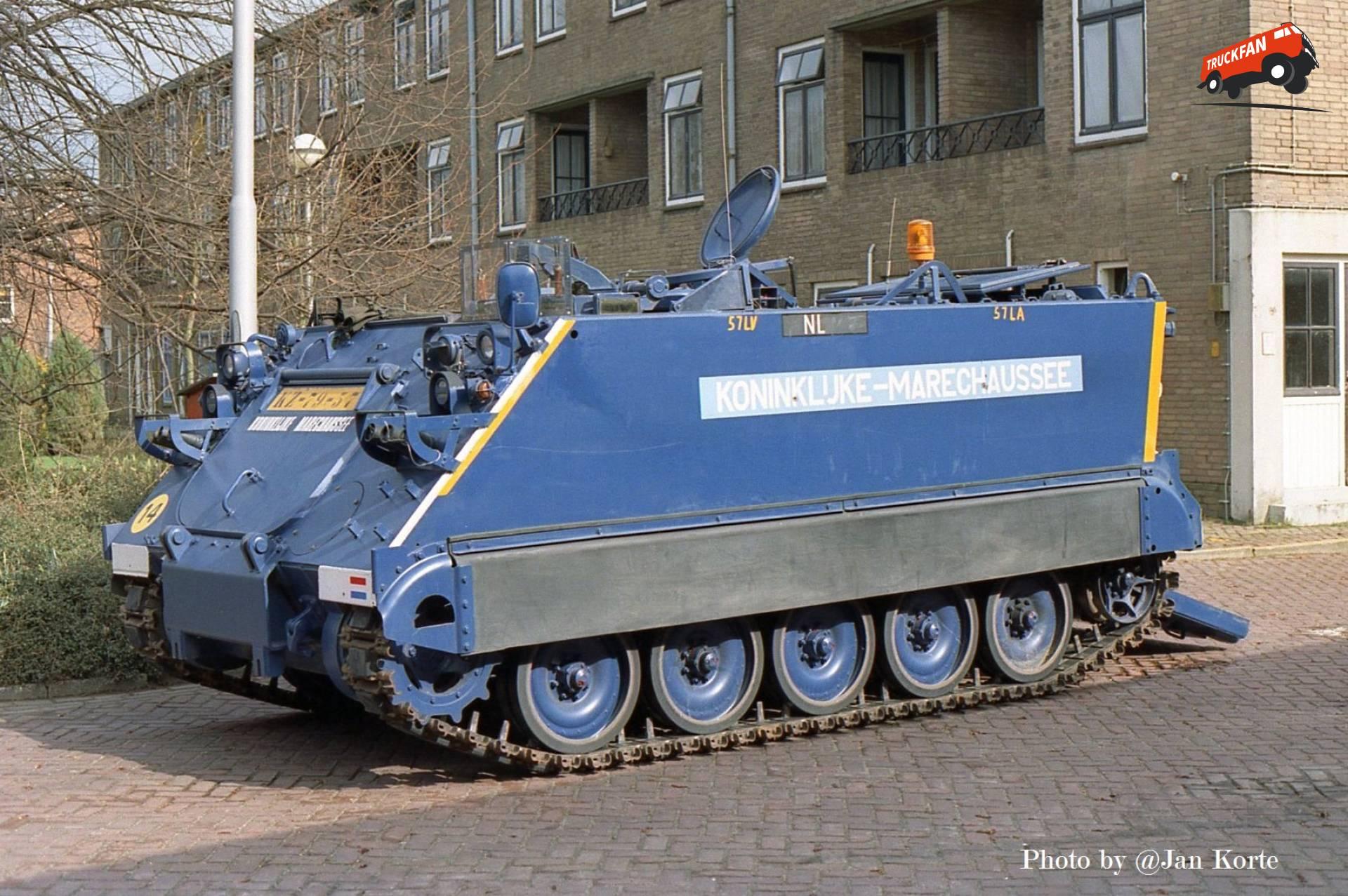 FMC M113A1