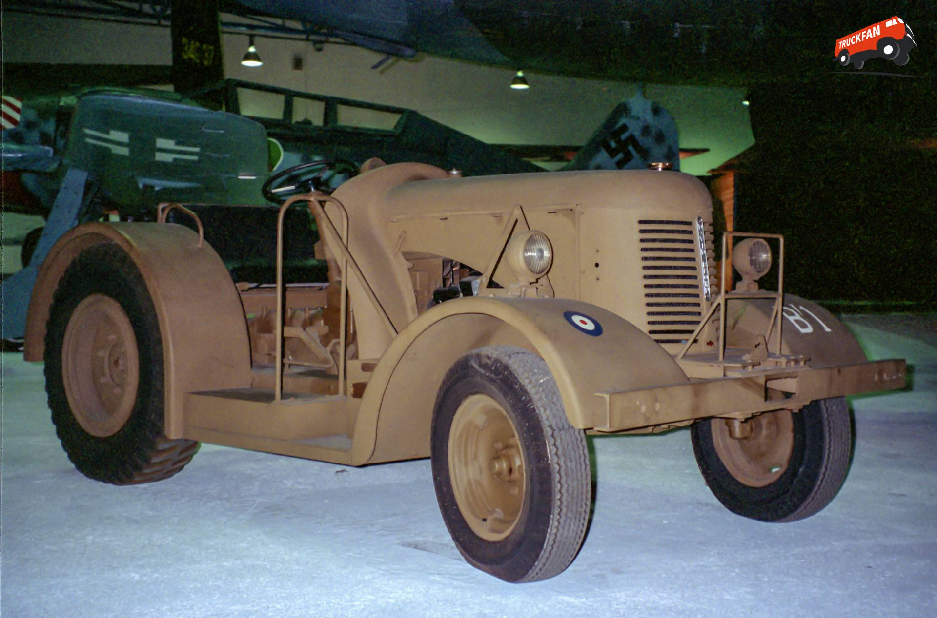 David Brown Light Diesel Tractor Mk.II