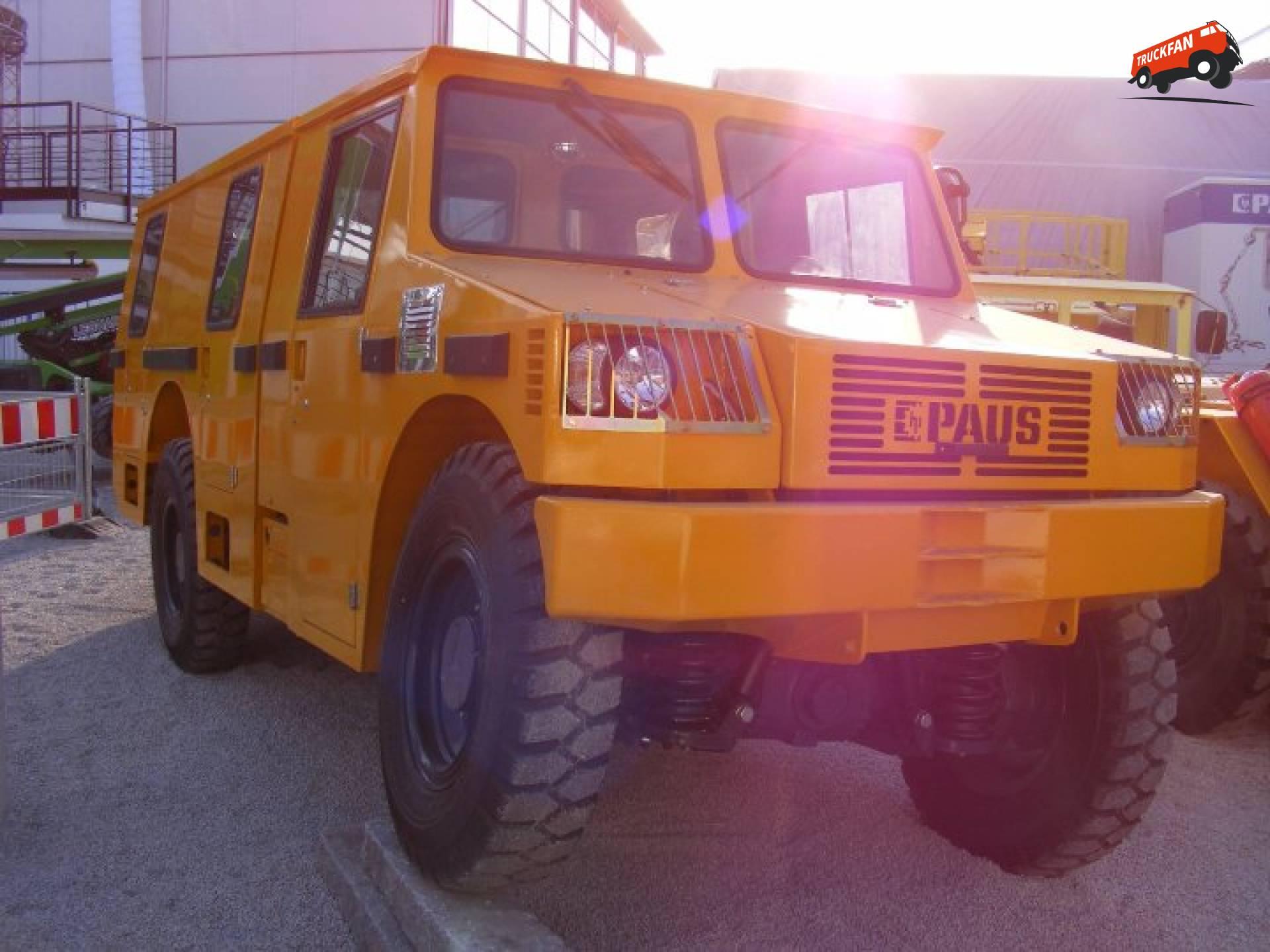 Paus pantserwagen