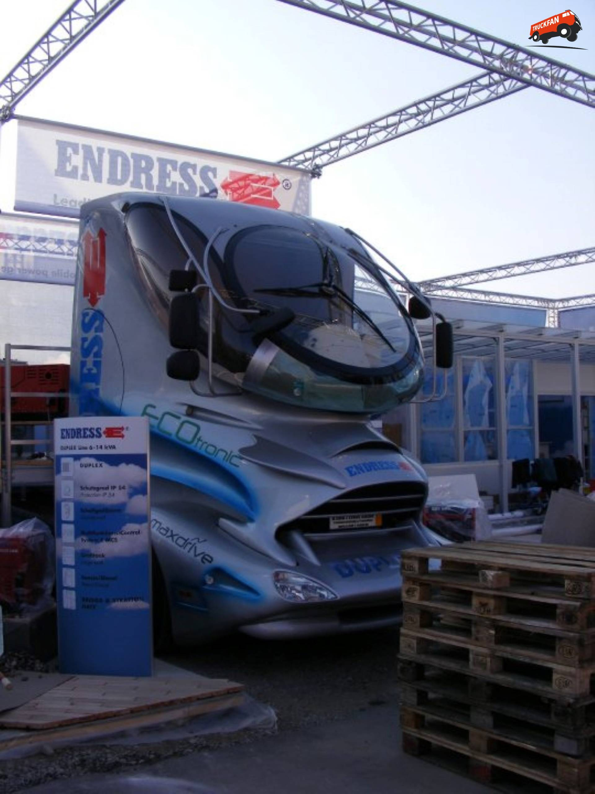 Colani showtruck